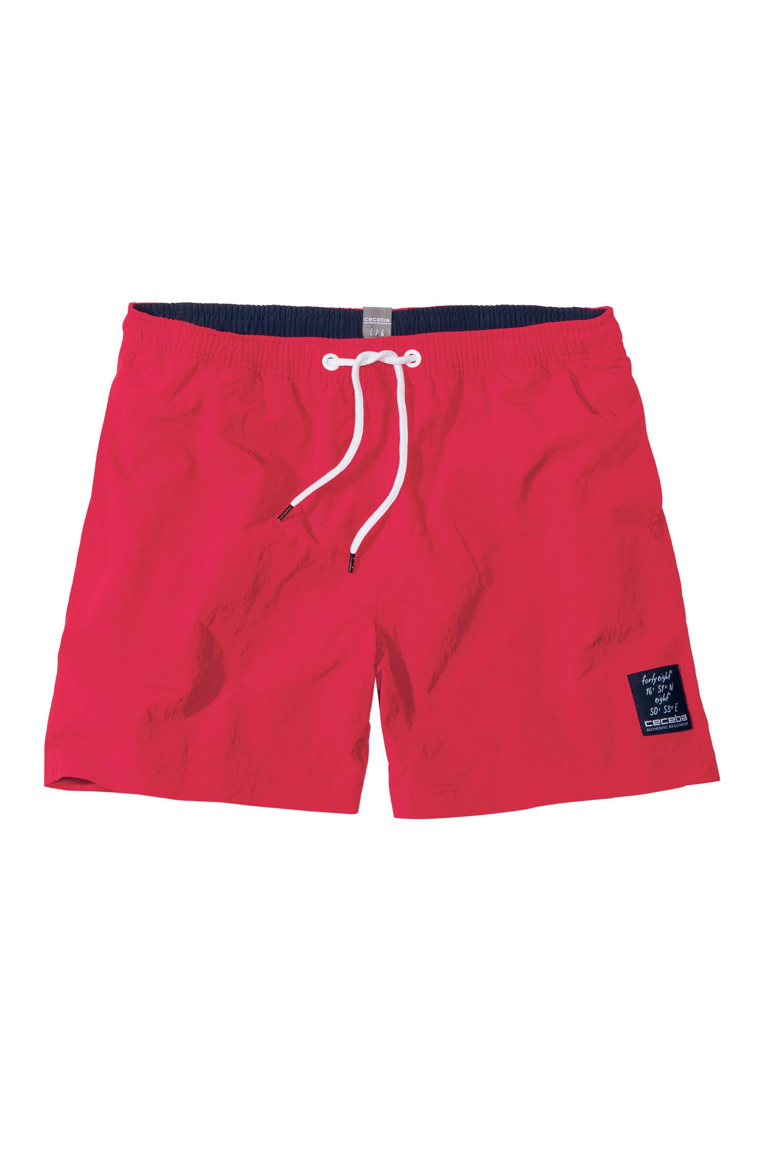 Pantalones, Bañadores, 108486, ROJO | Zoom