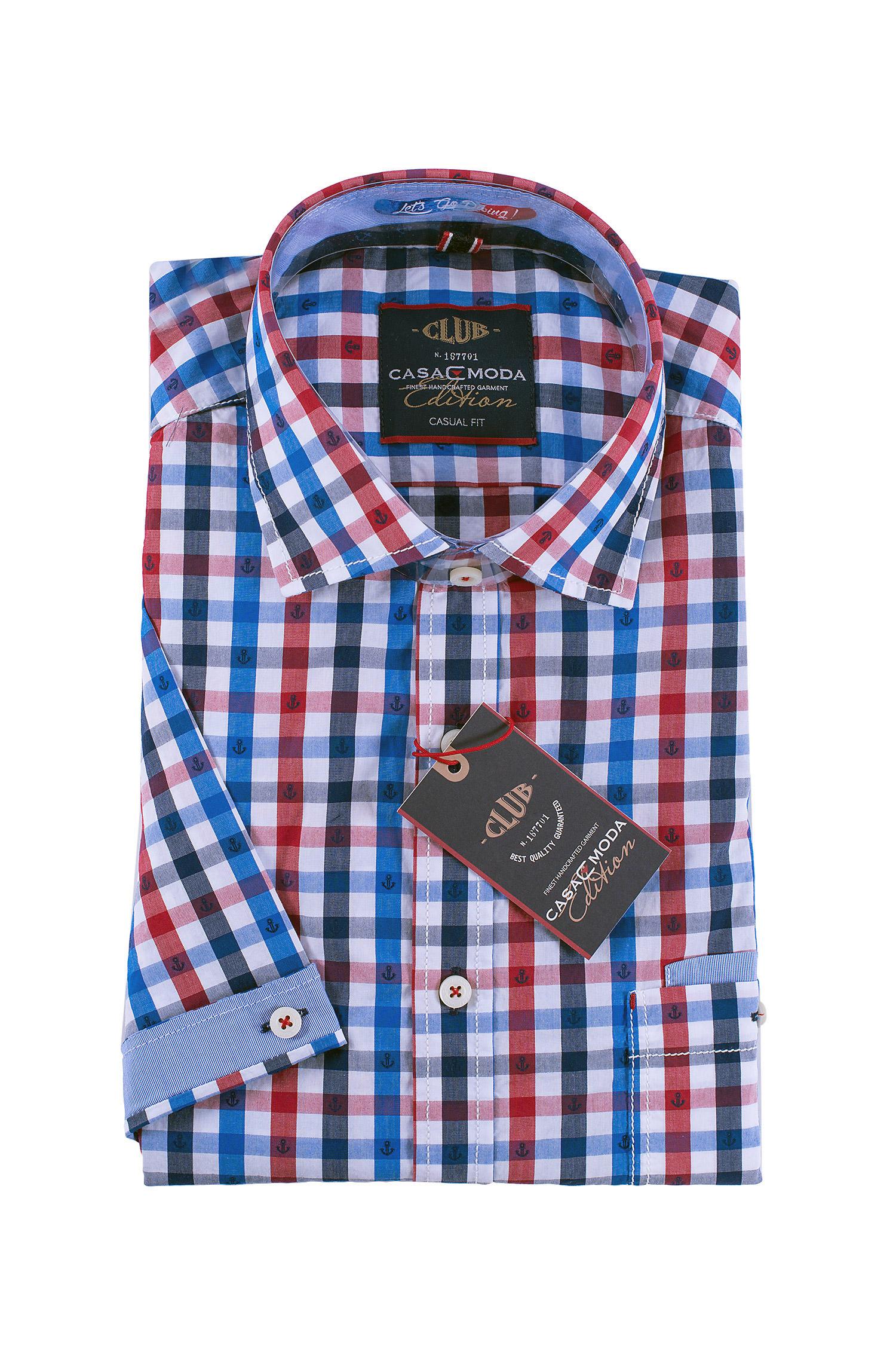 Camisas, Sport Manga Corta, 108493, MARINO | Zoom