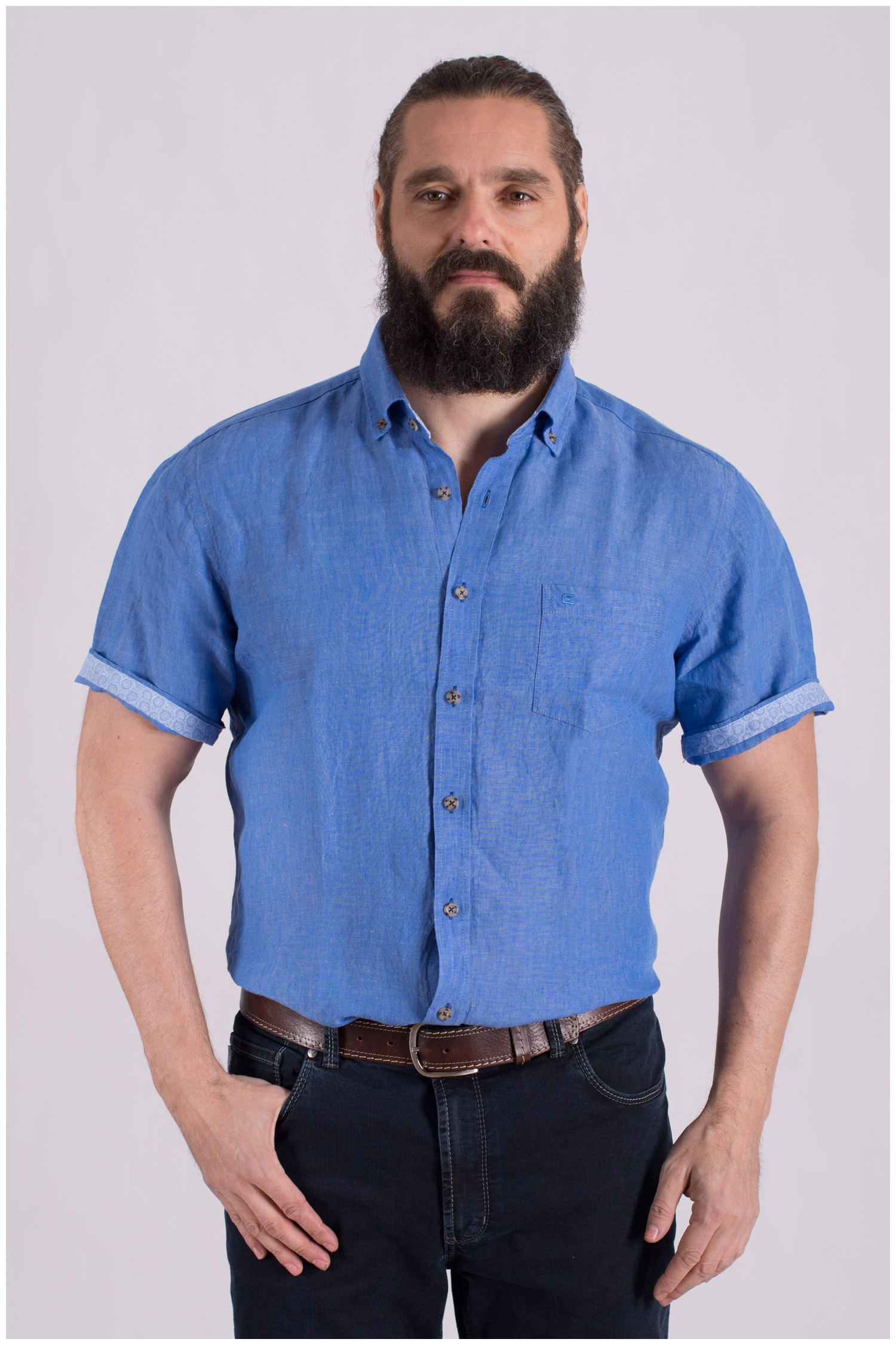 Camisas, Sport Manga Corta, 108502, DUCADOS | Zoom