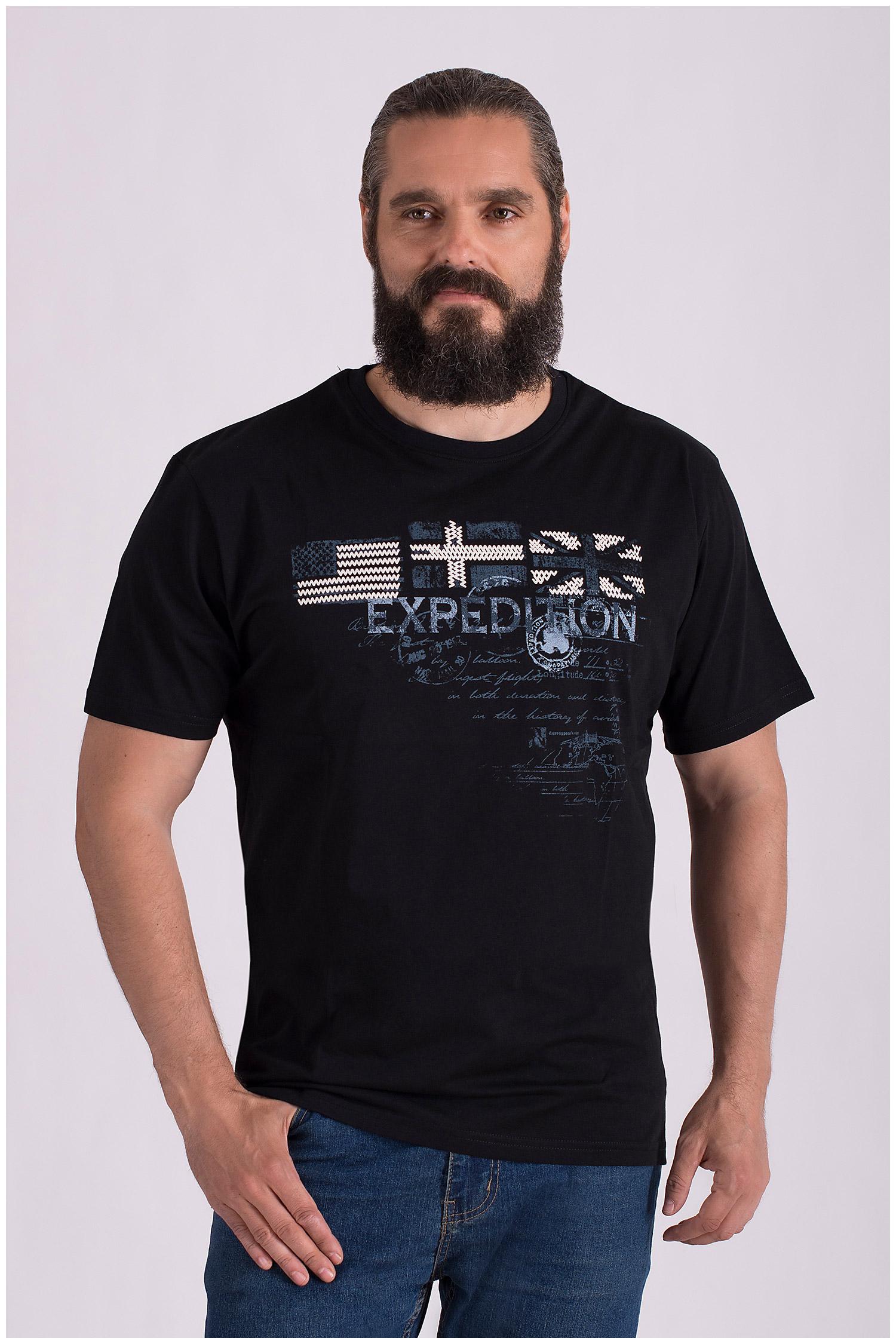 Sport, Camisetas M. Corta, 108523, NEGRO | Zoom
