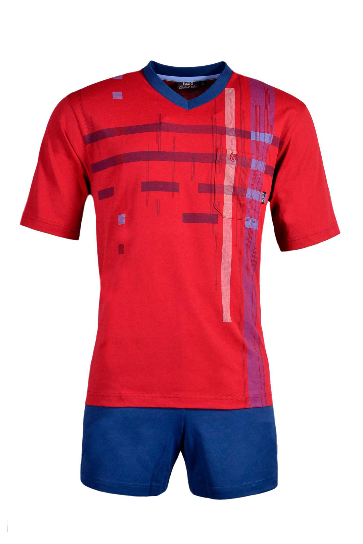 Homewear, Pijama M. Corta, 108526, ROJO | Zoom