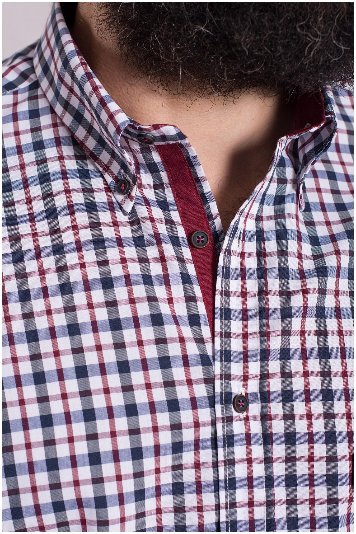 Camisas, Sport Manga Larga, 108555, MARINO | Zoom