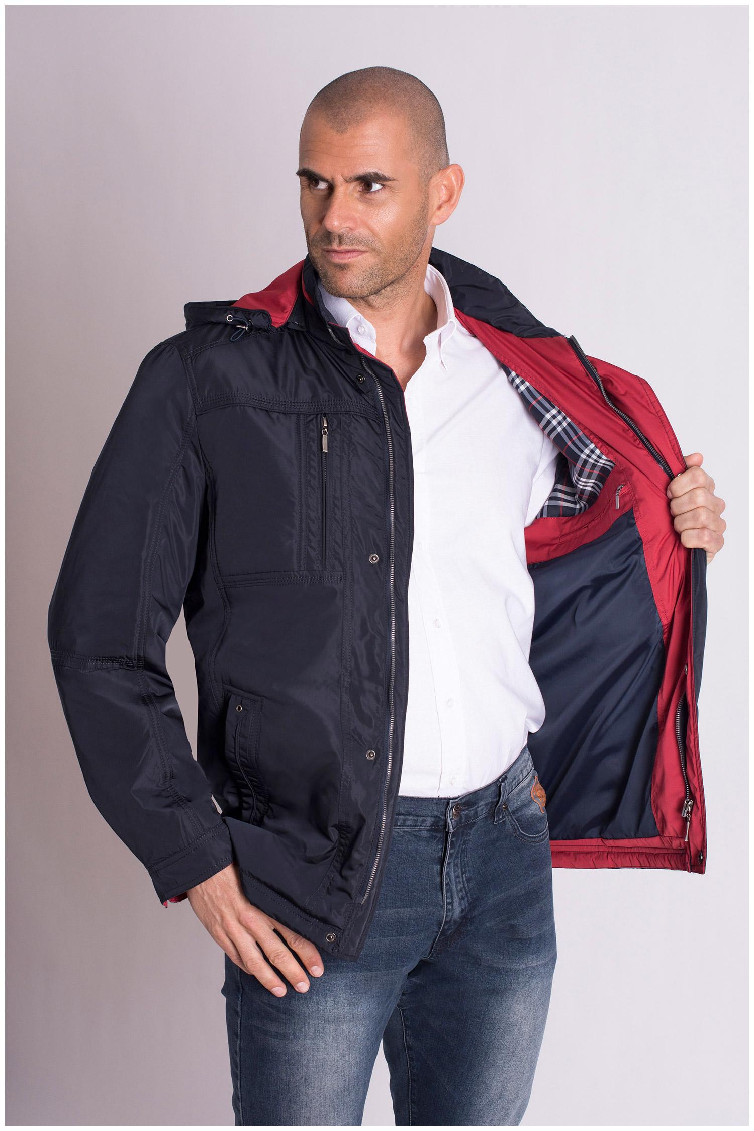 Abrigo, Chaquetones y Piel, 108566, MARINO | Zoom