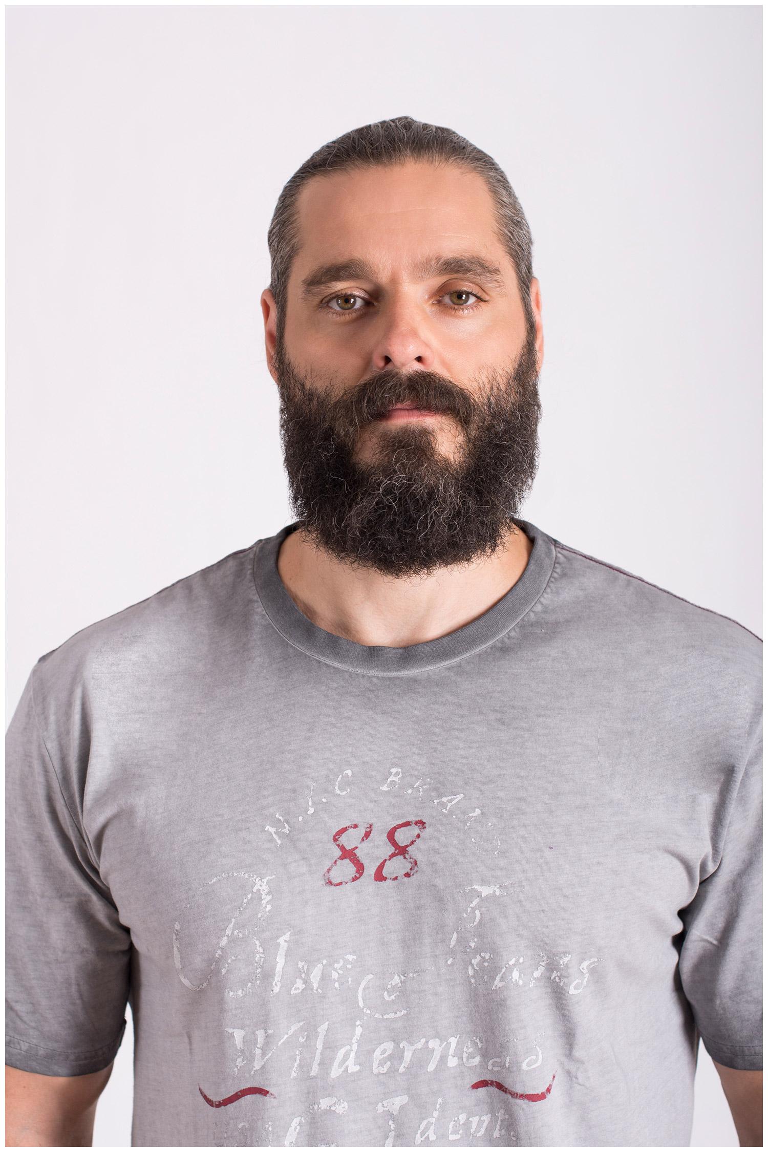 Sport, Camisetas M. Corta, 108567, PIEDRA | Zoom