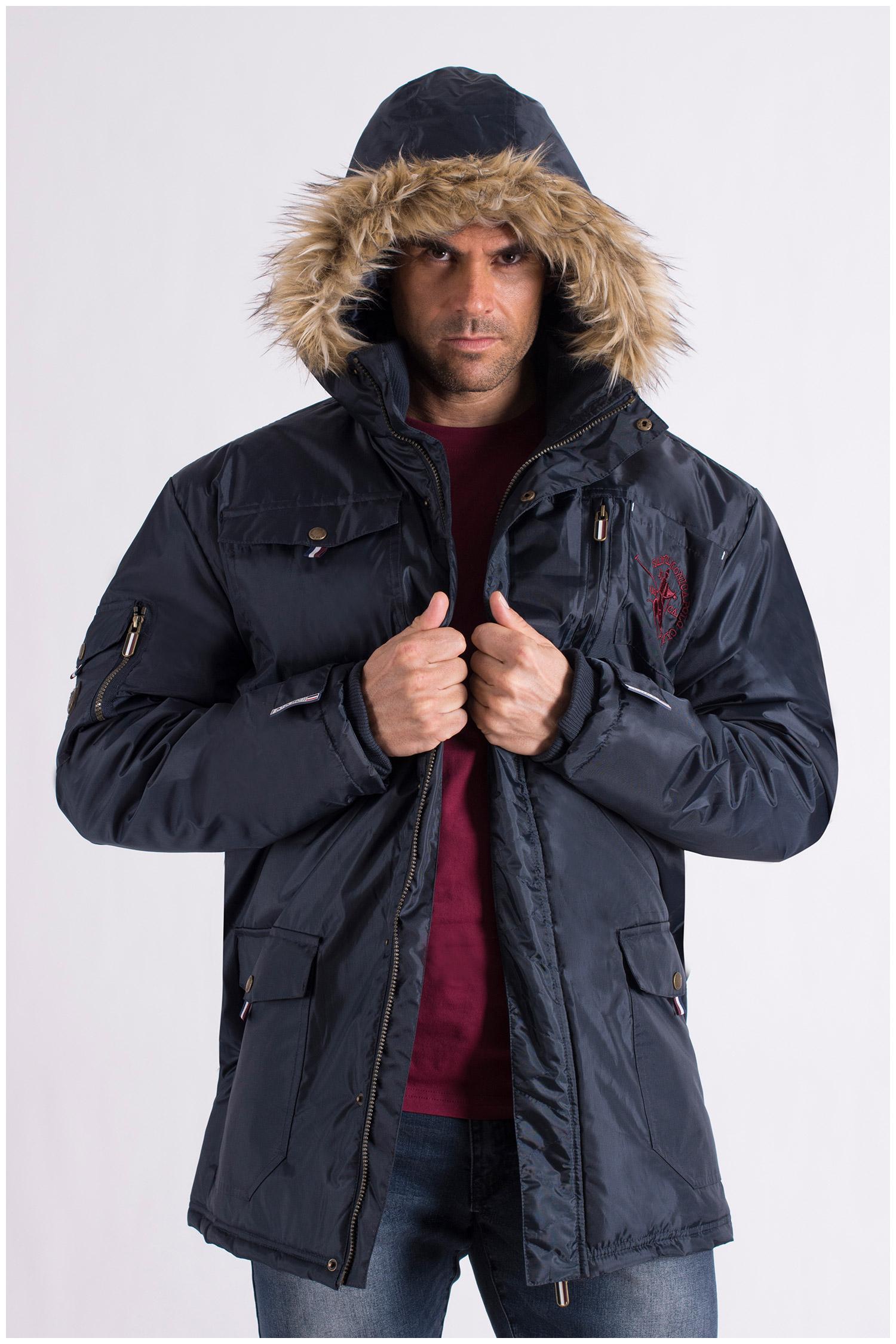 Abrigo, Chaquetones y Piel, 108584, MARINO | Zoom