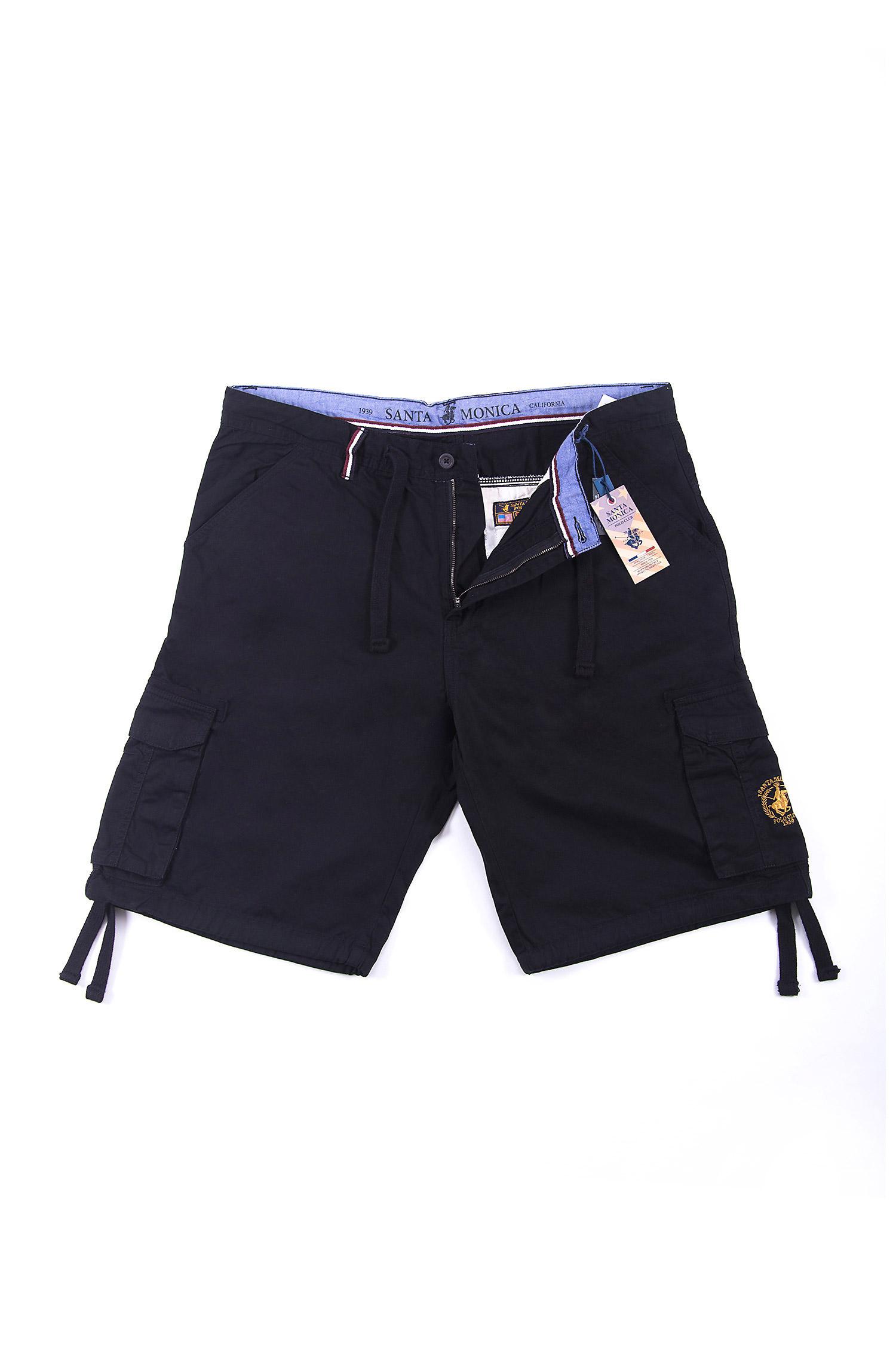 Pantalones, Bermudas, 108586, NEGRO | Zoom
