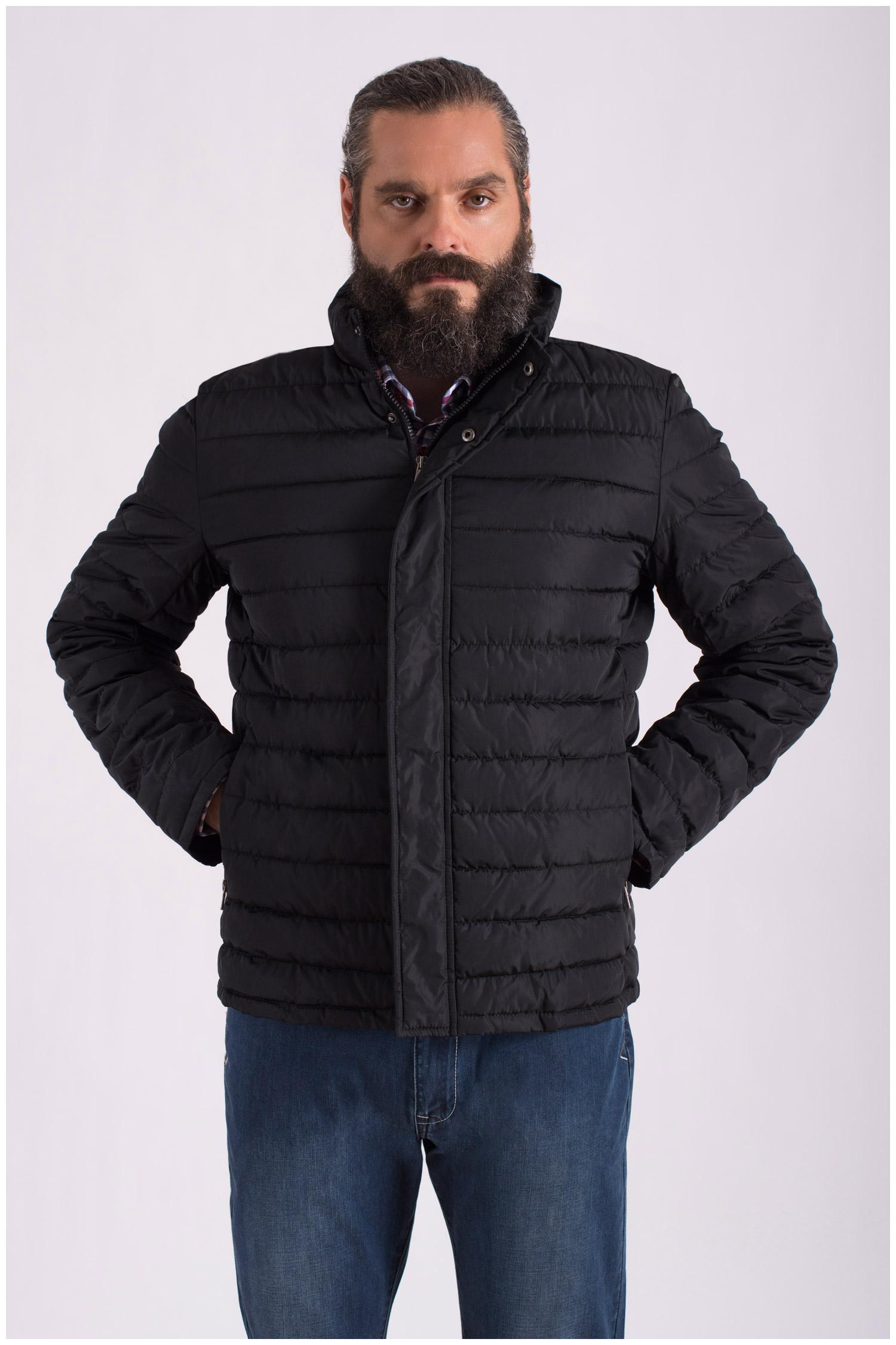 Abrigo, Chaquetones y Piel, 108596, NEGRO | Zoom