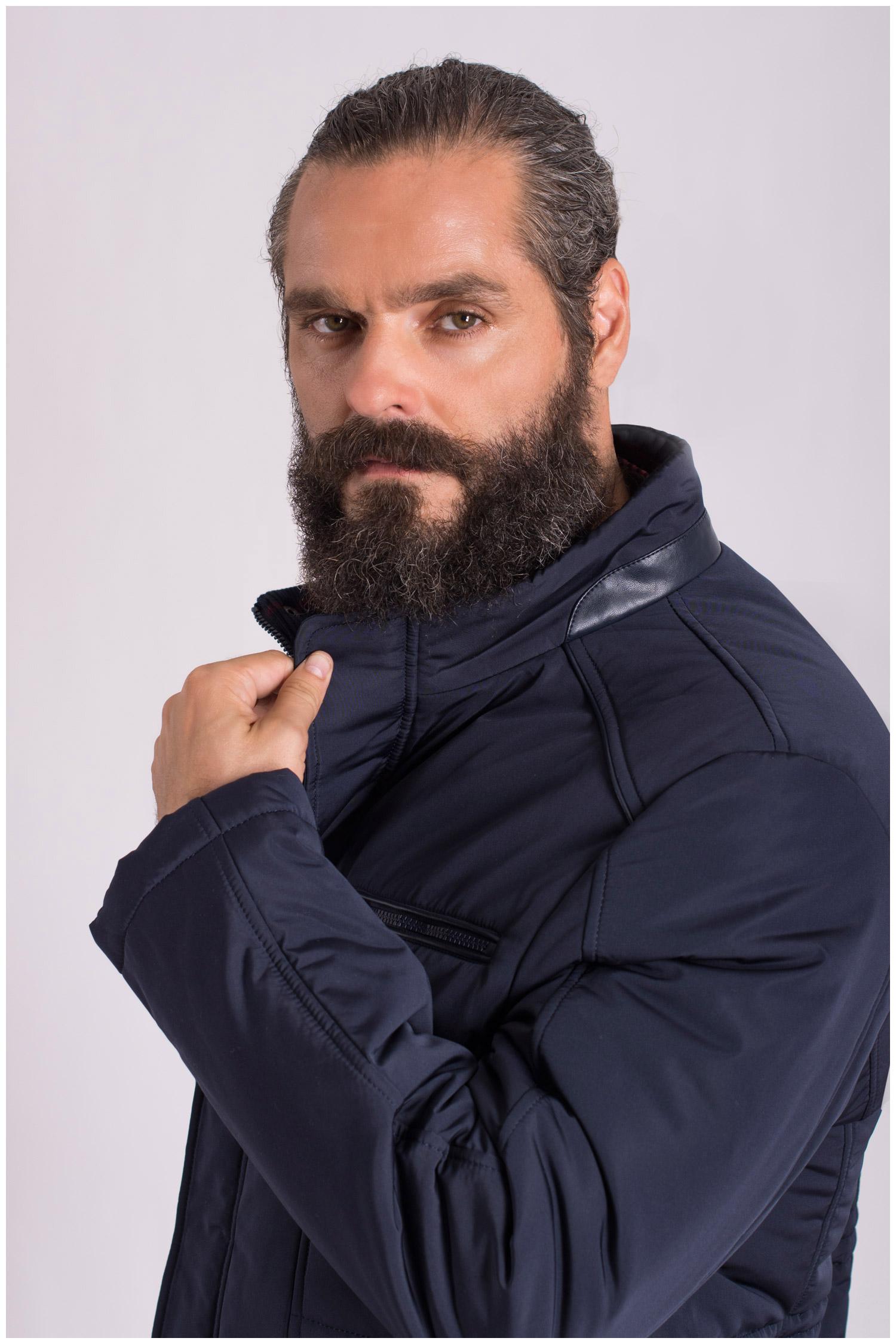 Abrigo, Chaquetones y Piel, 108599, MARINO | Zoom