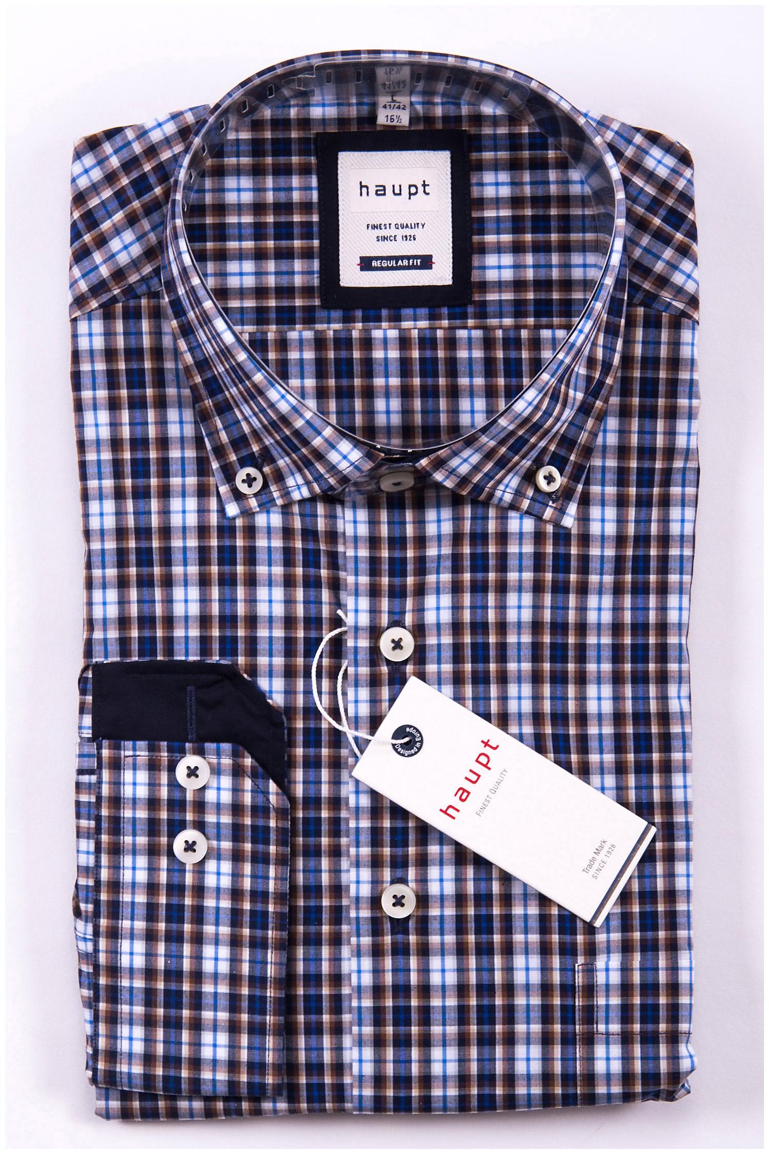 Camisas, Sport Manga Larga, 108610, MARINO | Zoom