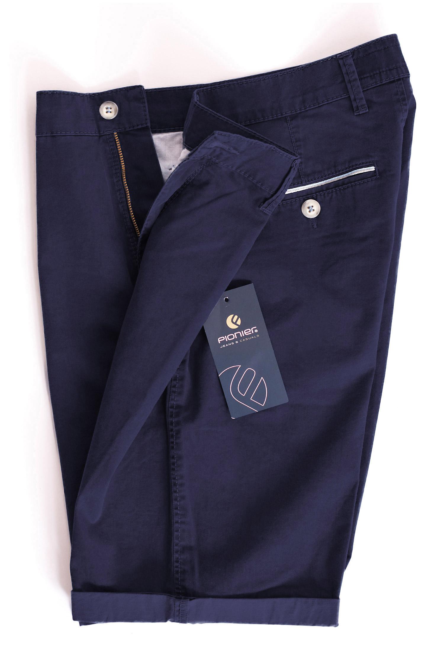 Pantalones, Bermudas, 108623, MARINO | Zoom
