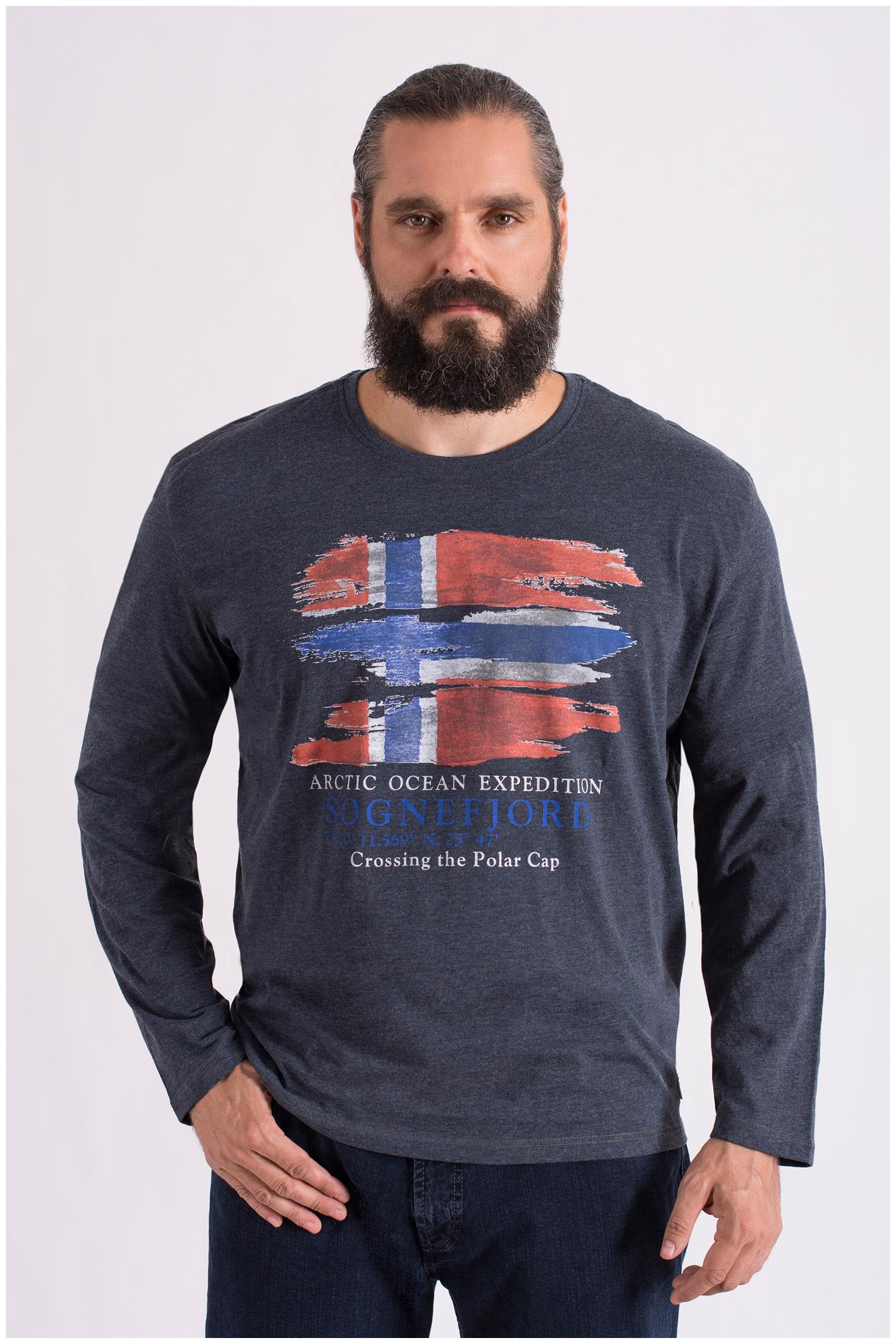 Sport, Camisetas M. Larga, 108651, GRIS MEDIO | Zoom