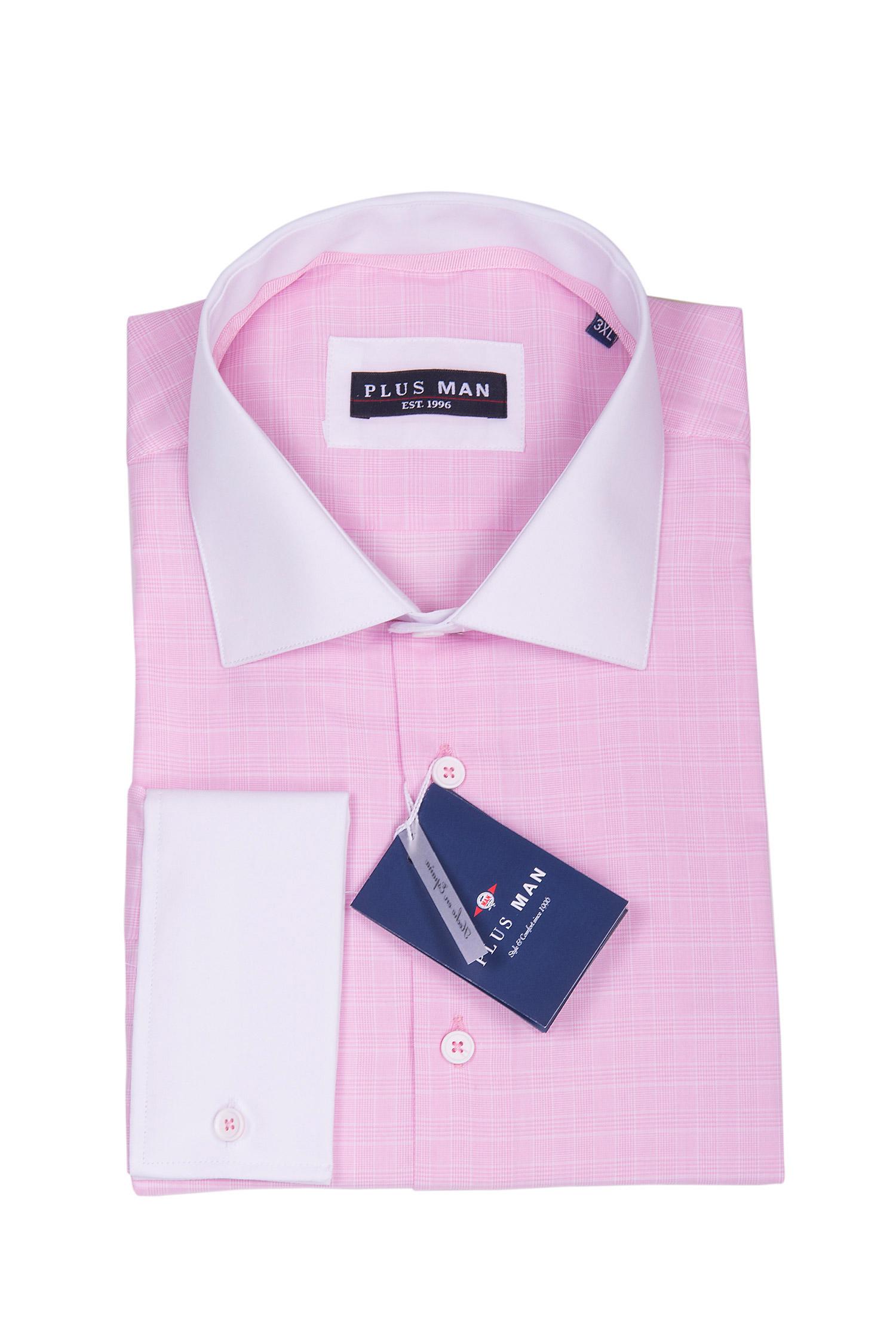 Camisas, Vestir Manga Larga, 108661, ROSA | Zoom