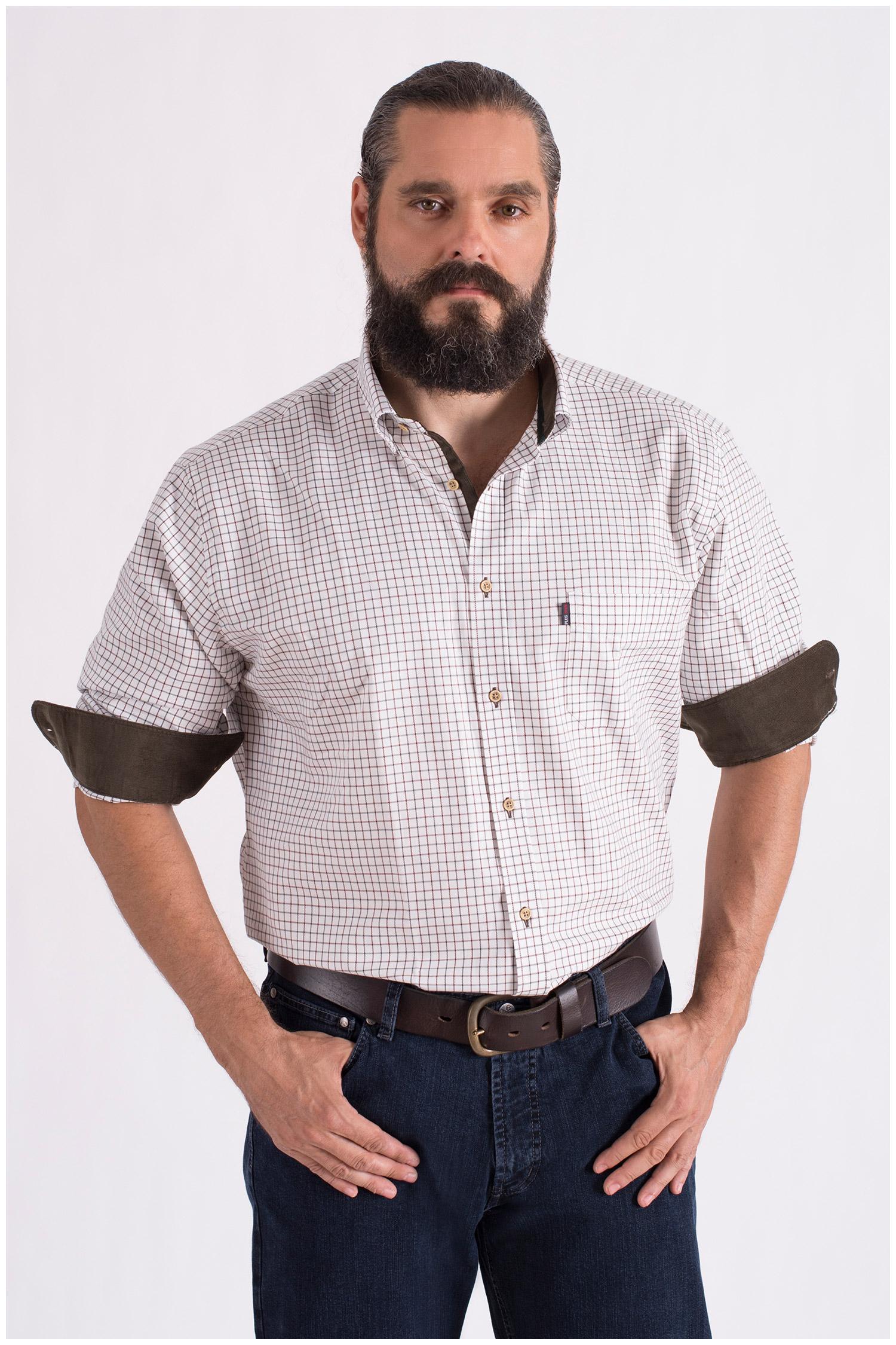 Camisas, Vestir Manga Larga, 108664, CAZA | Zoom