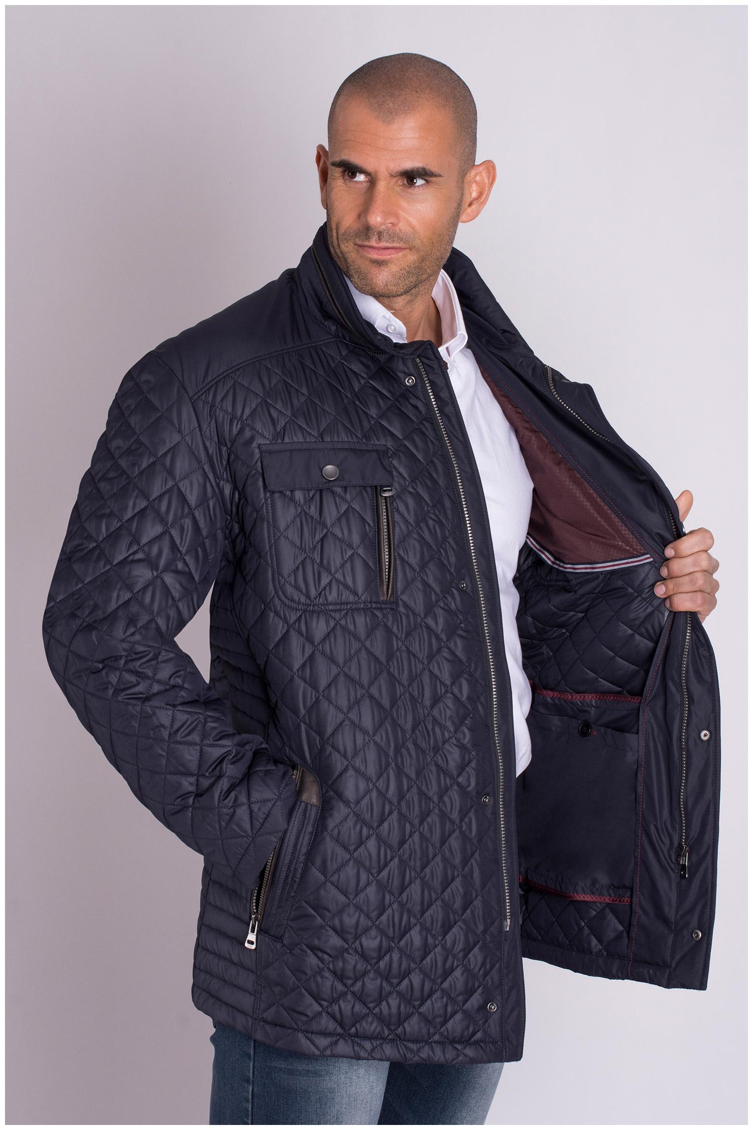 Abrigo, Chaquetones y Piel, 108713, MARINO | Zoom