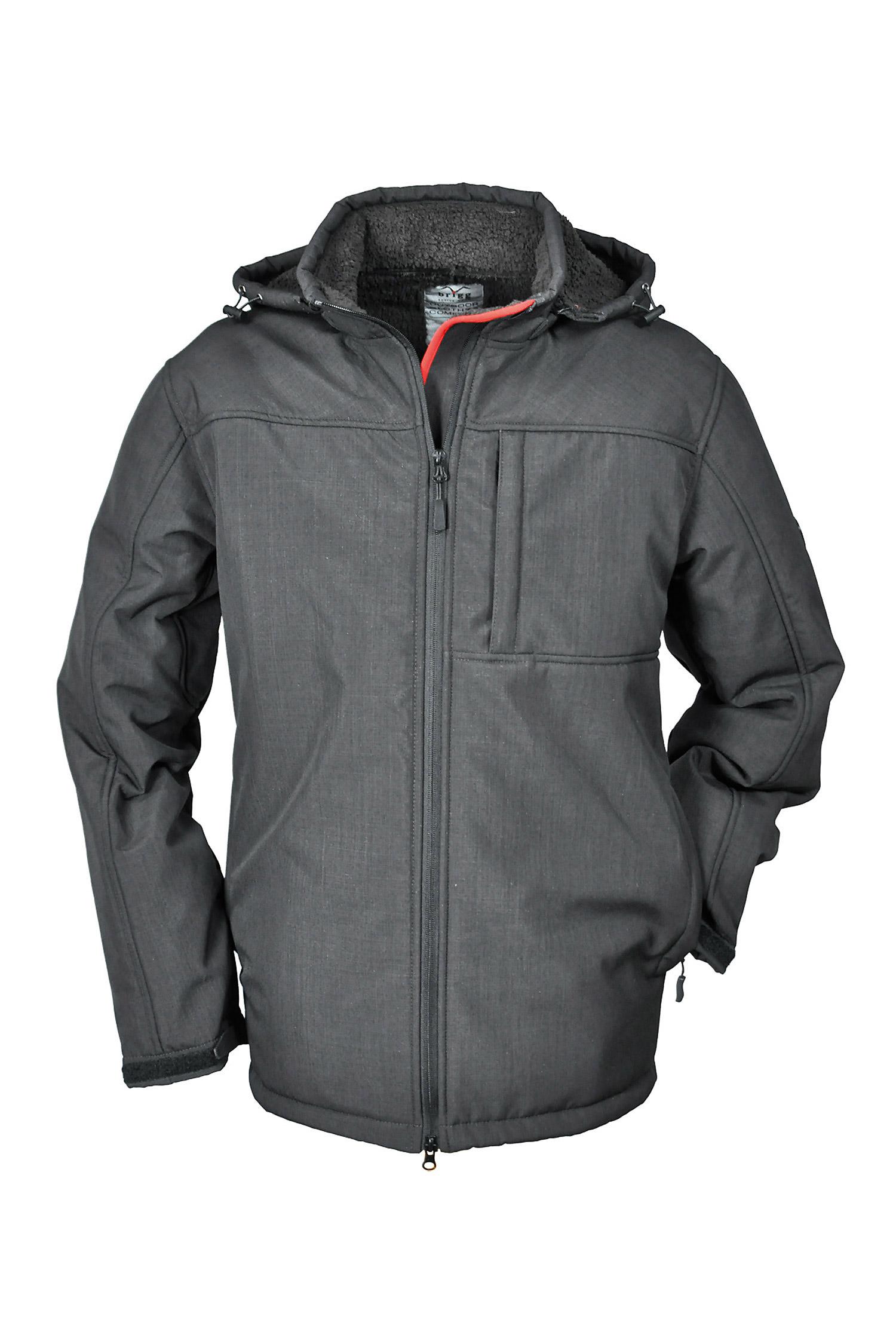 Abrigo, Chaquetones y Piel, 108745, ANTRACITA | Zoom