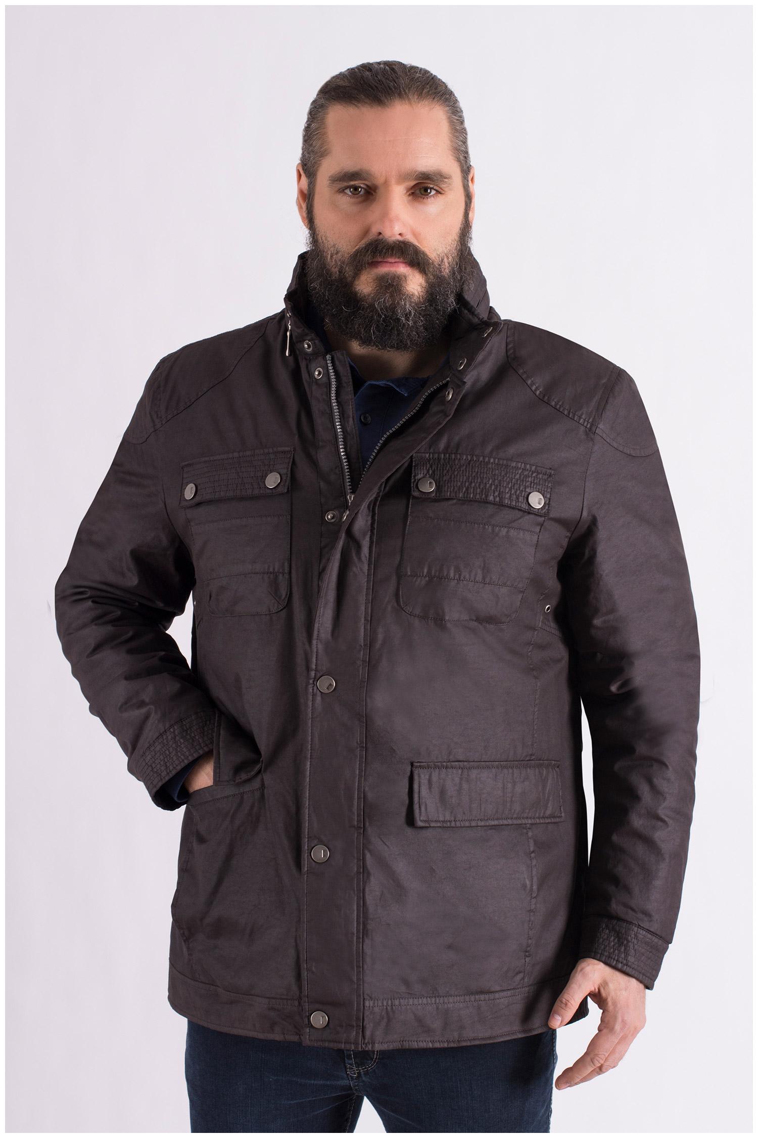 Abrigo, Chaquetones y Piel, 108746, MARRON   Zoom