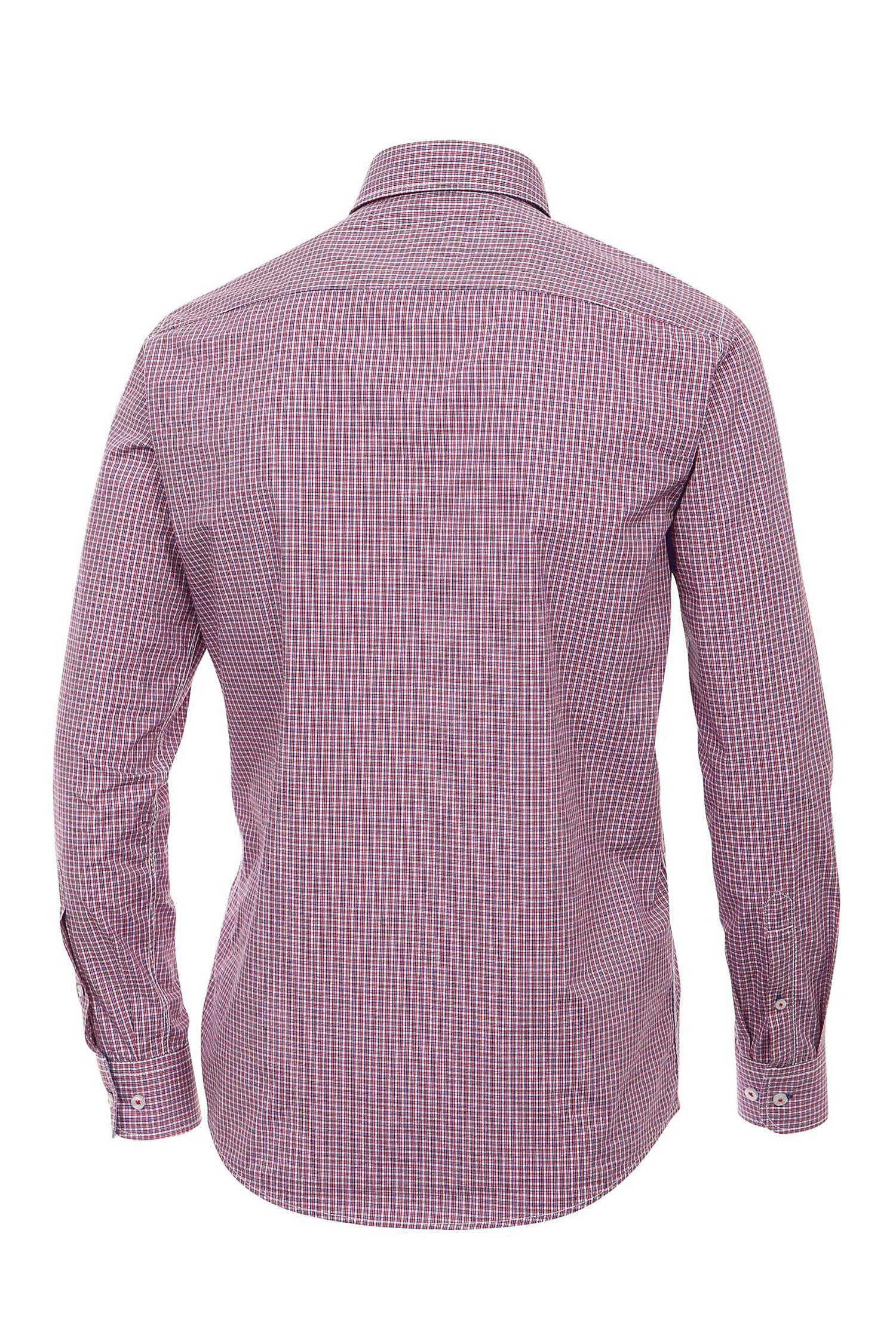 Camisas, Sport Manga Larga, 108892, GRANATE | Zoom