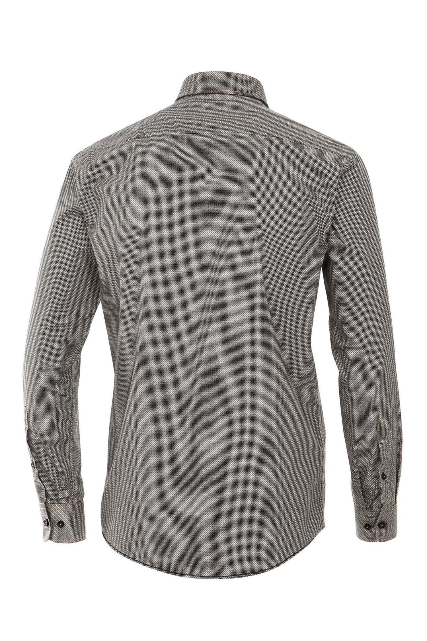 Camisas, Sport Manga Larga, 108893, BEIGE | Zoom
