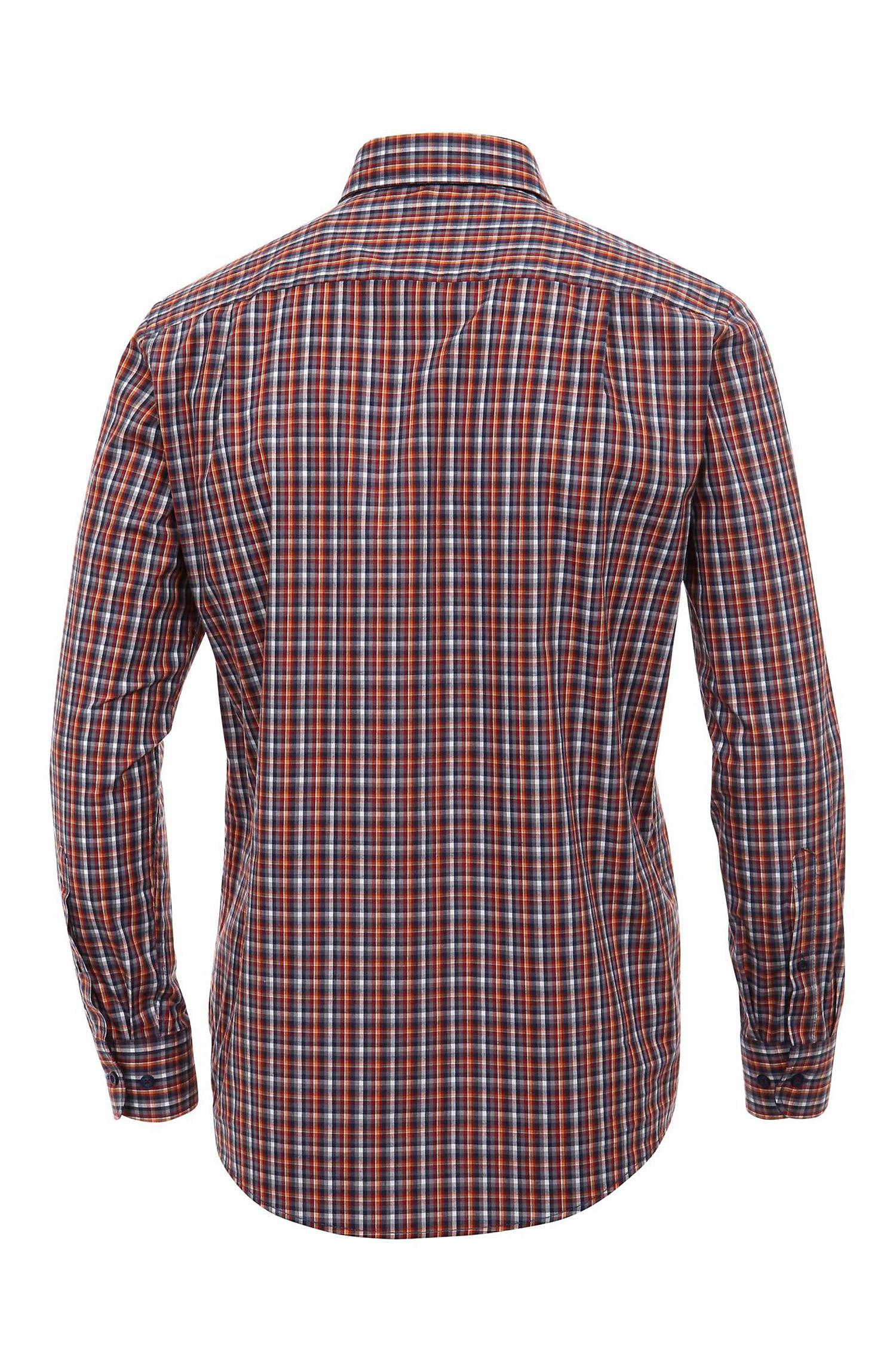 Camisas, Sport Manga Larga, 108894, ROJO | Zoom