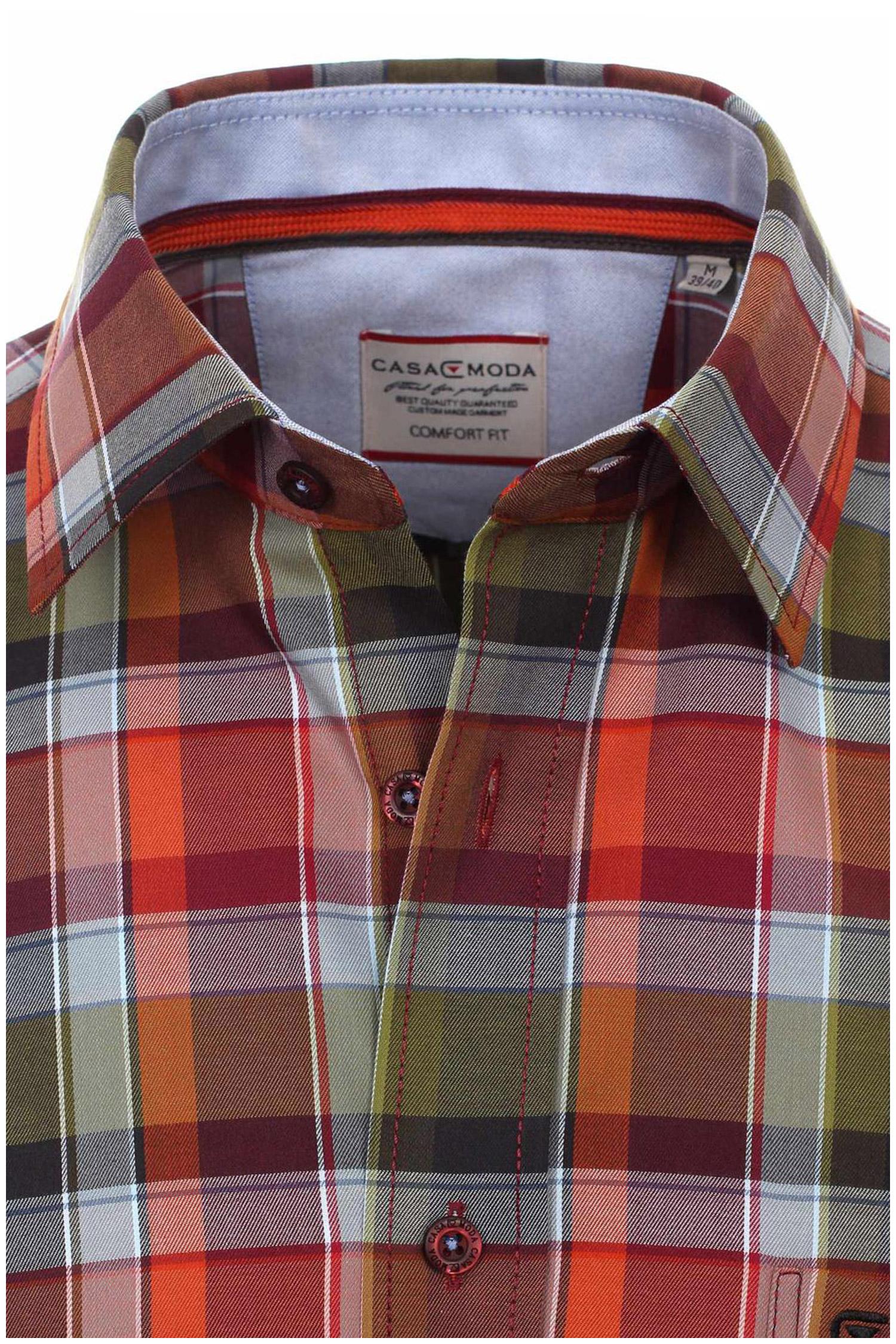 Camisas, Sport Manga Larga, 108898, BURDEOS | Zoom