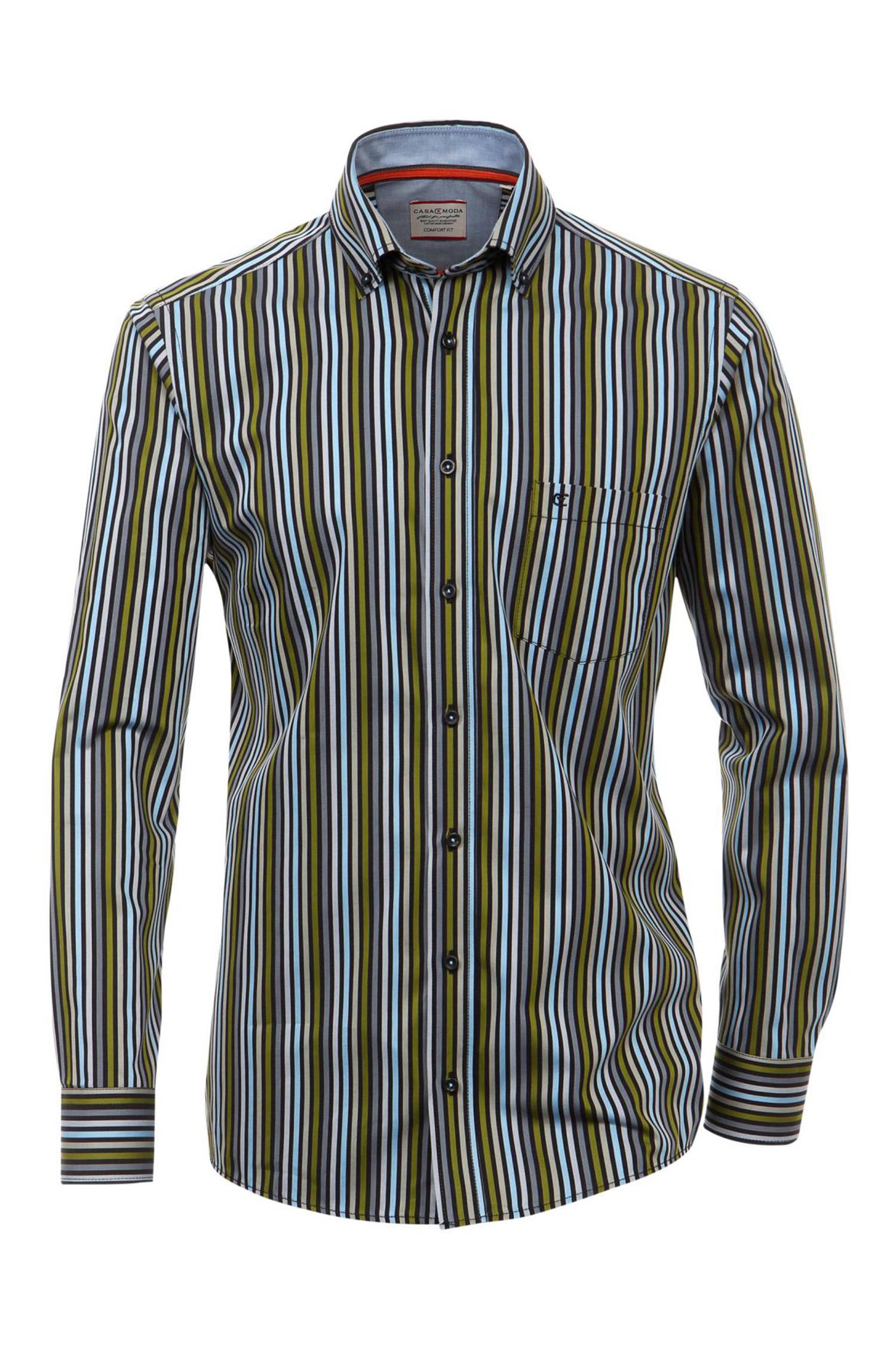 Camisas, Sport Manga Larga, 108910, GRIS MEDIO | Zoom