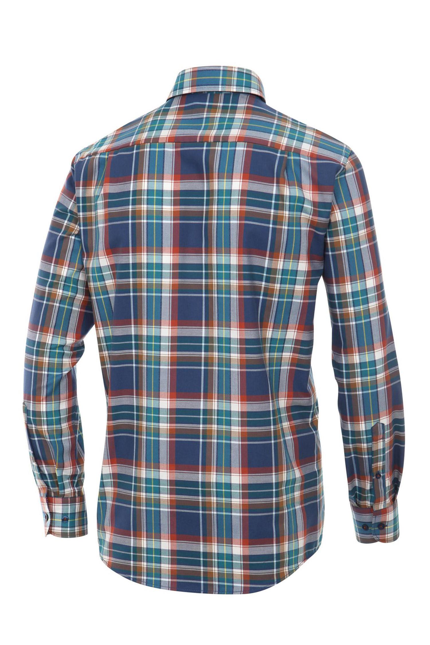 Camisas, Sport Manga Larga, 108912, INDIGO   Zoom