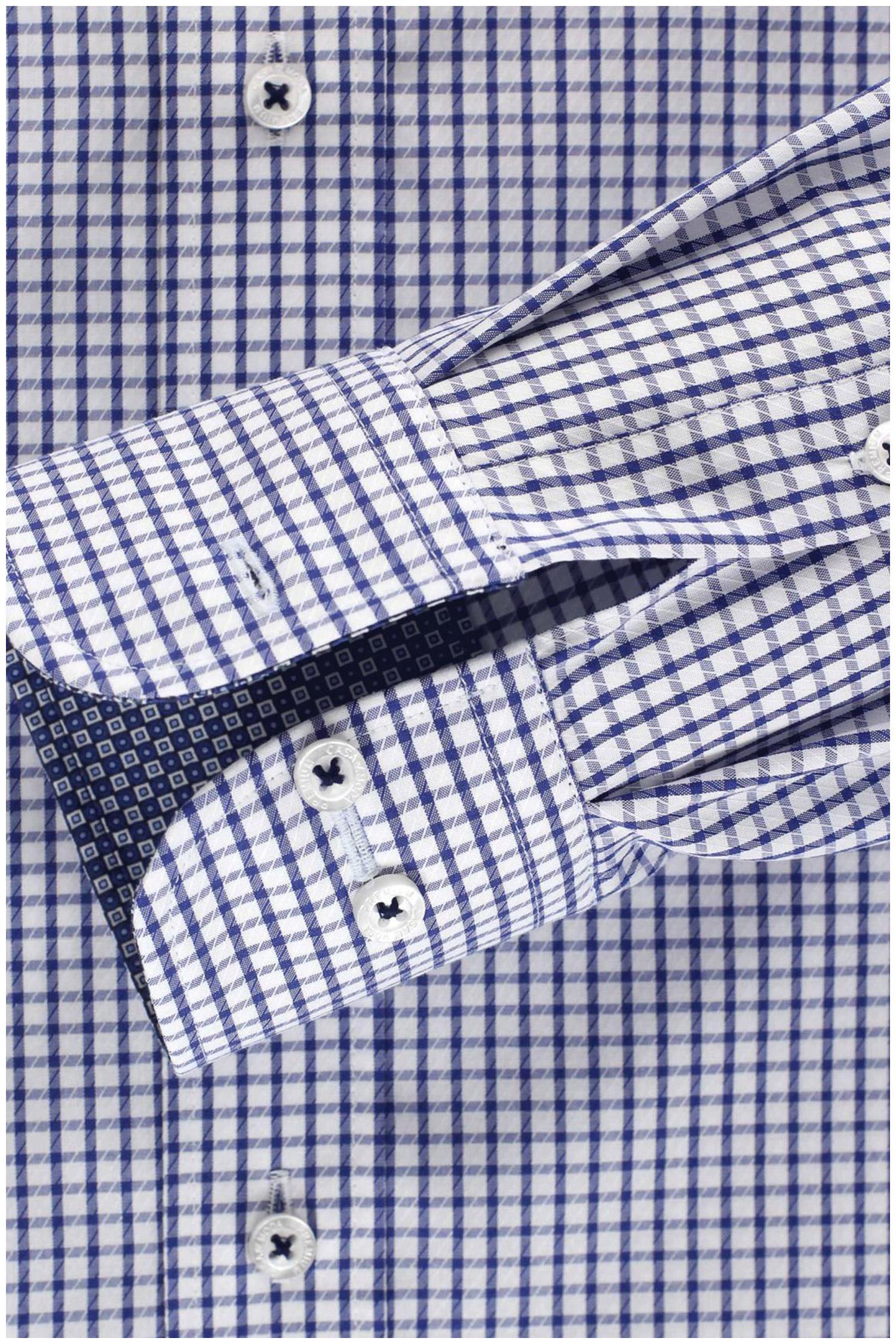 Camisas, Sport Manga Larga, 108918, MARINO | Zoom