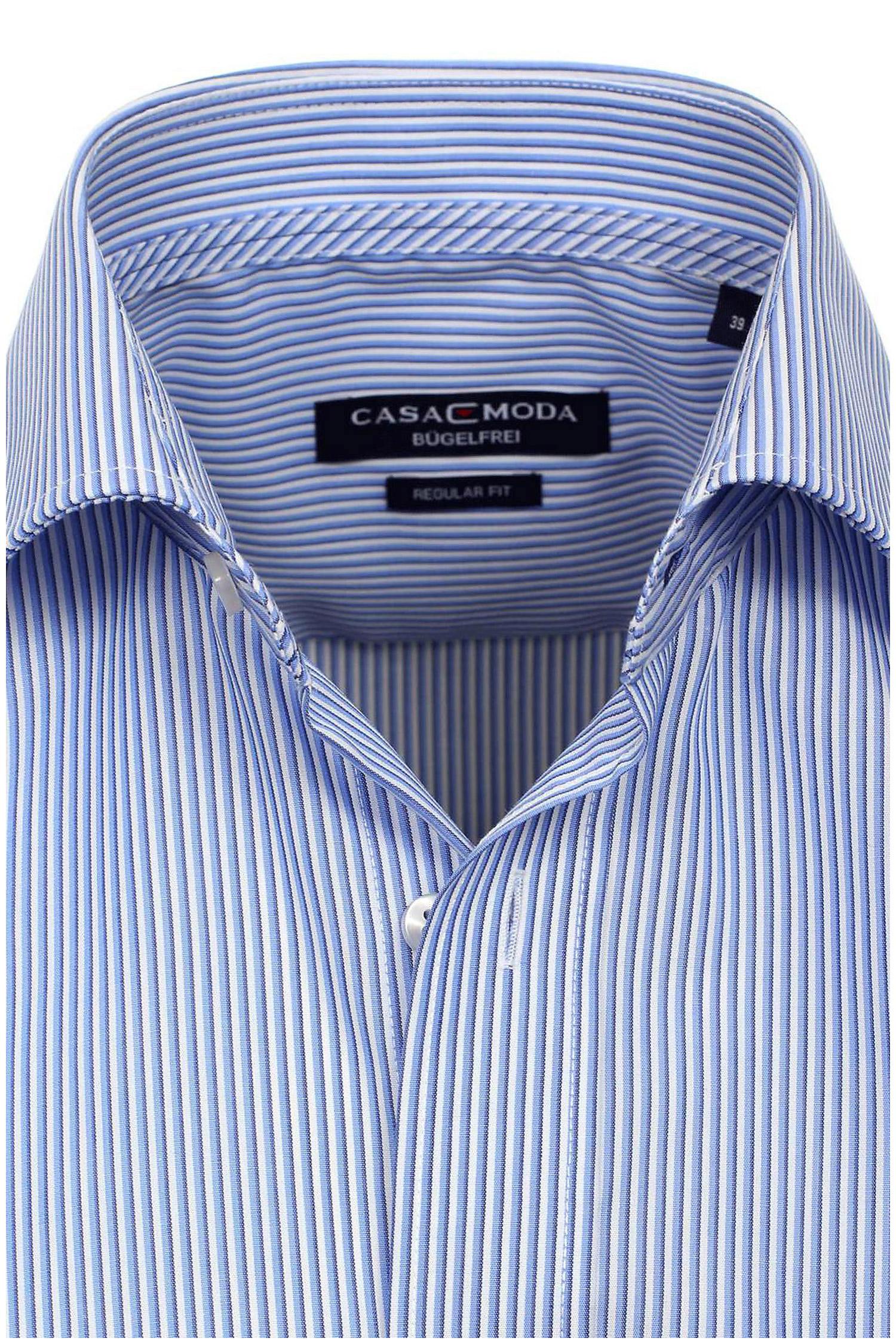 Camisas, Vestir Manga Larga, 108920, CELESTE | Zoom