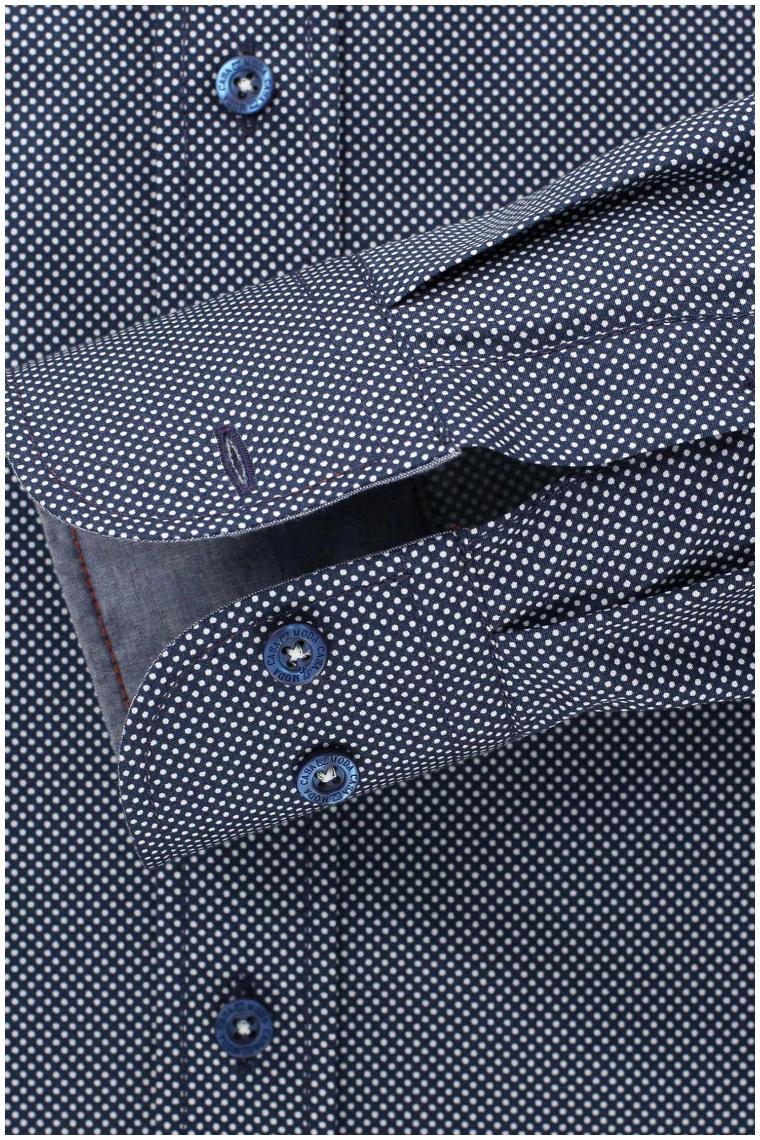 Camisas, Sport Manga Larga, 108922, MARINO | Zoom