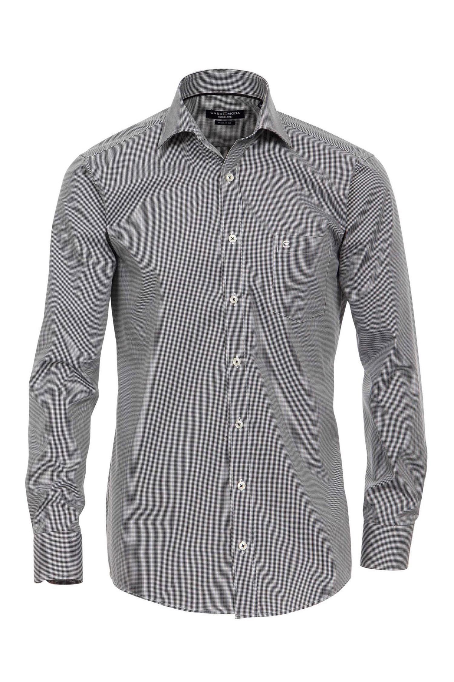 Camisas, Vestir Manga Larga, 108928, NEGRO | Zoom