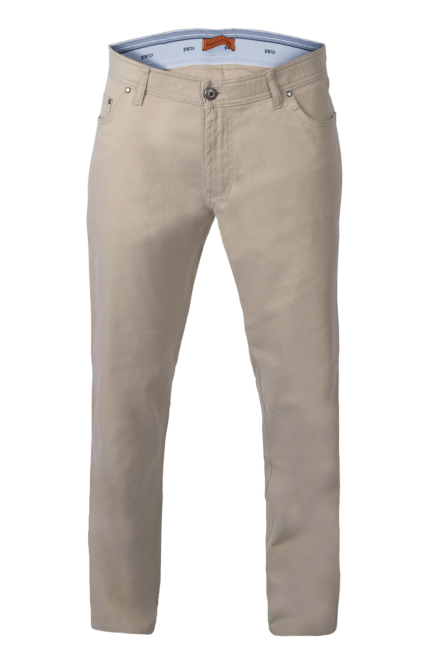 Pantalones, Vaqueros, 108941, BEIGE | Zoom