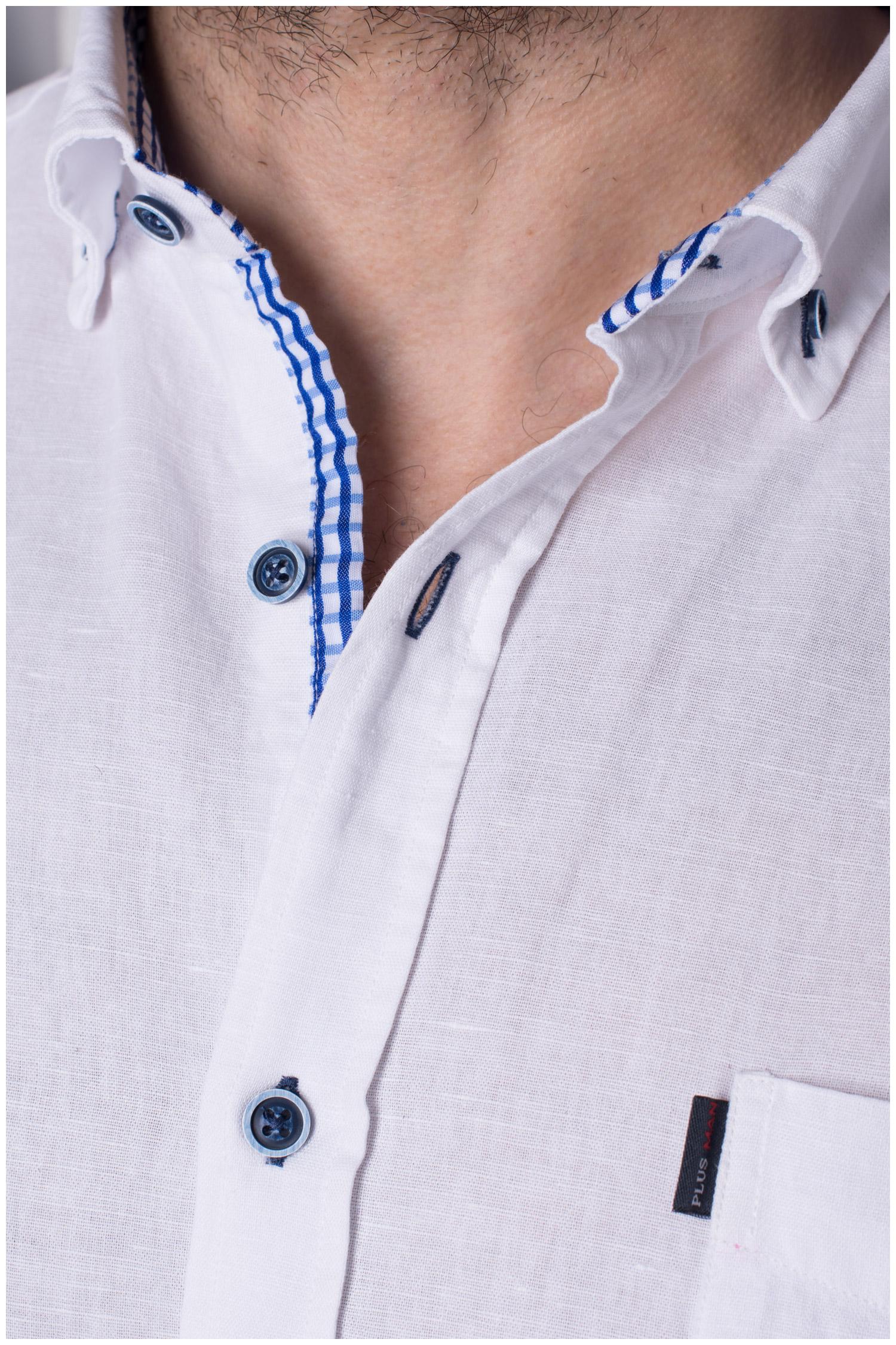 Camisas, Sport Manga Corta, 108981, BLANCO | Zoom