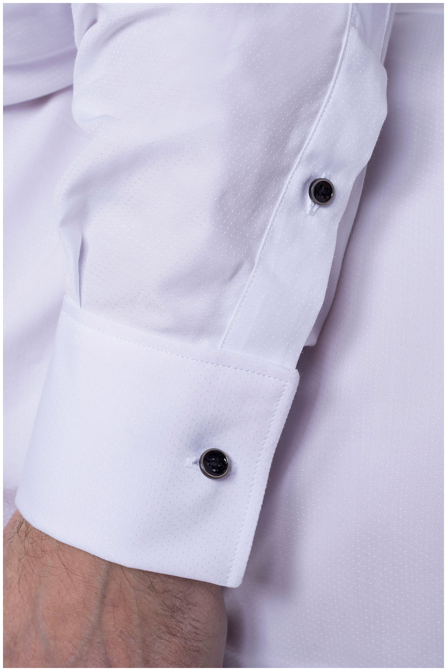 Camisas, Vestir Manga Larga, 108993, BLANCO | Zoom