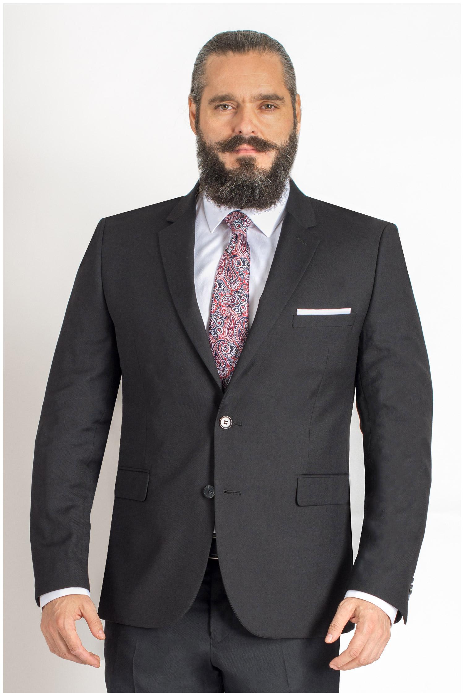 Sastrería, Trajes de Vestir, 108996, NEGRO | Zoom