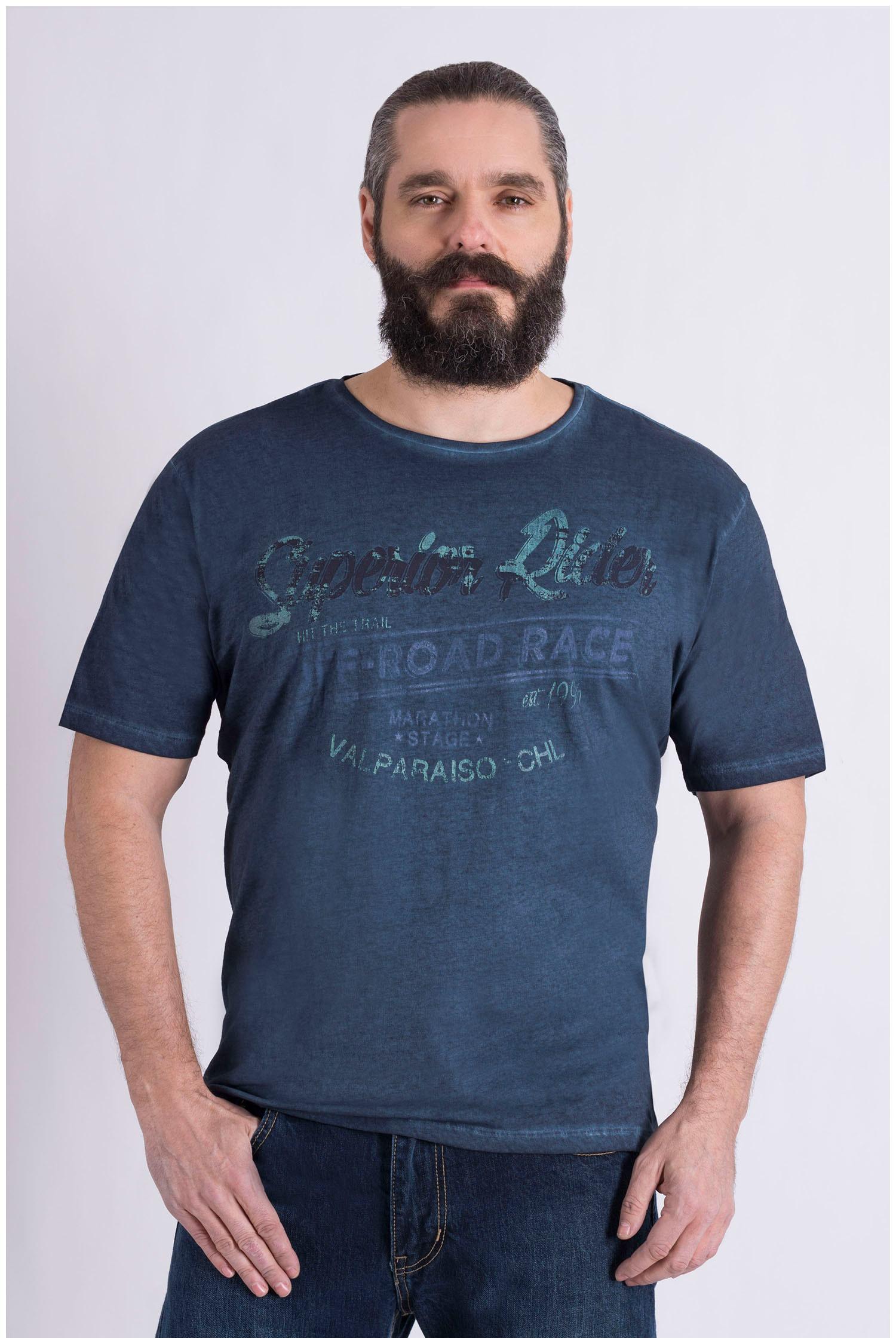 Sport, Camisetas M. Corta, 109023, MARINO | Zoom