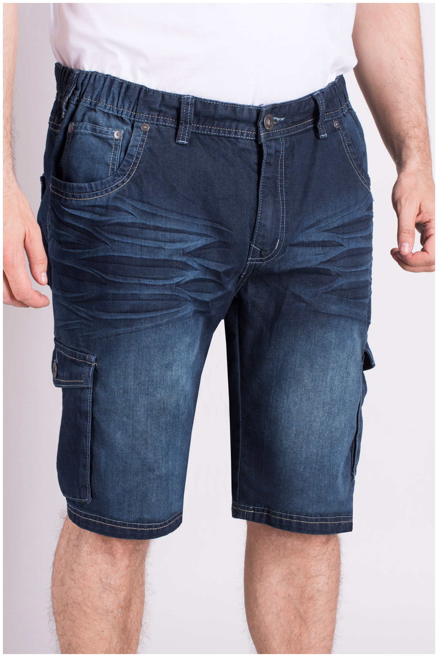 Pantalones, Bermudas, 109035, INDIGO | Zoom
