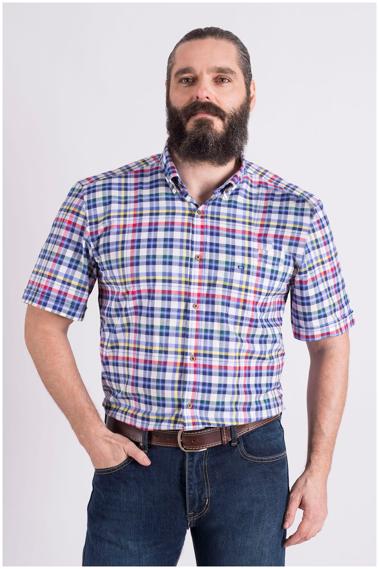 Camisas, Sport Manga Corta, 109040, MARINO | Zoom