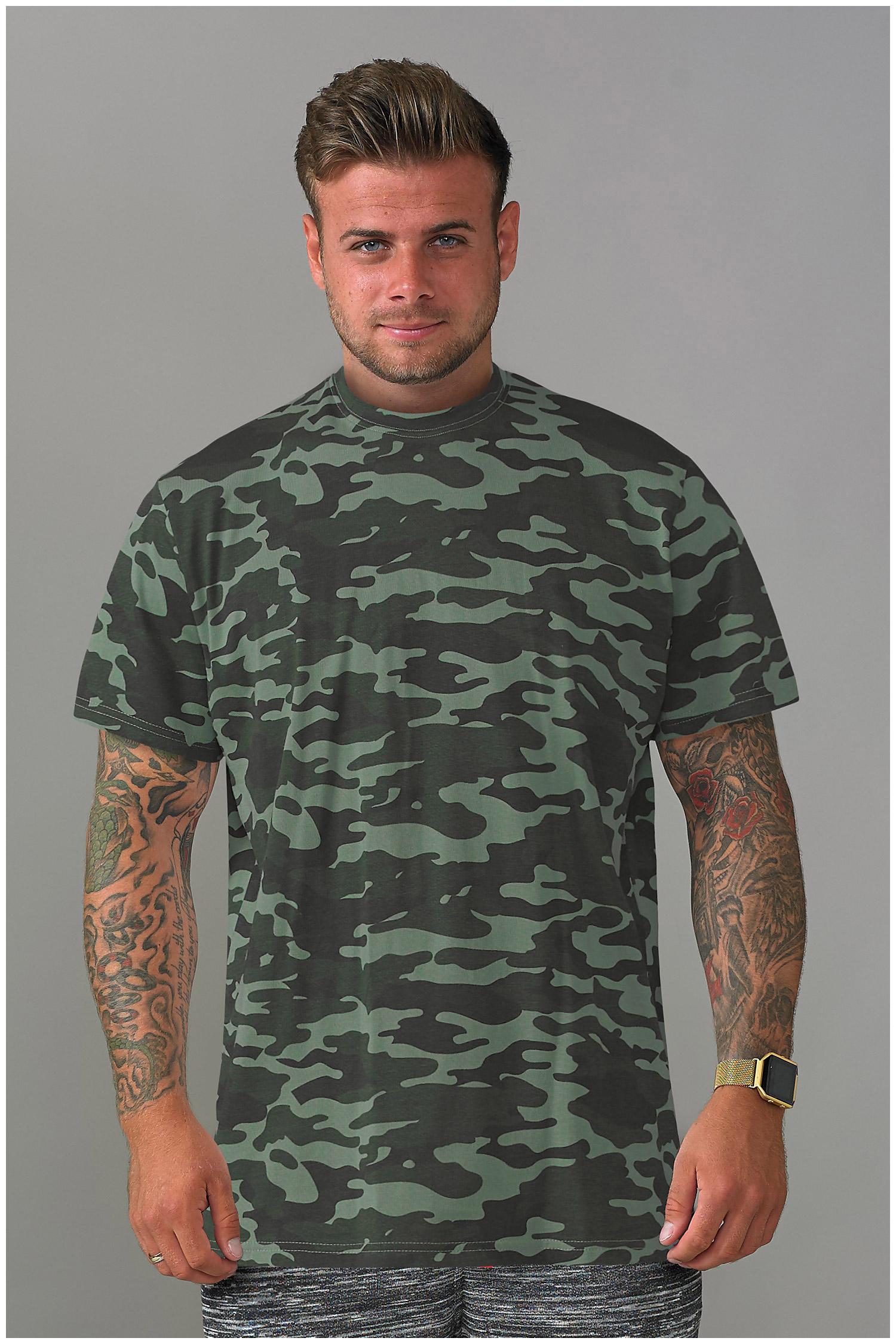 Sport, Camisetas M. Corta, 109092, KAKI | Zoom