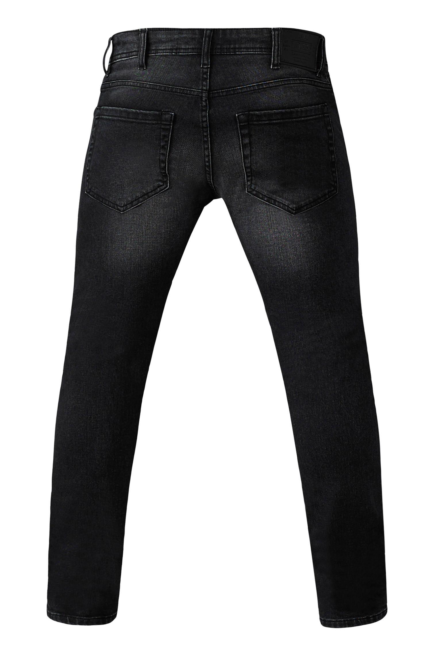 Pantalones, Vaqueros, 109096, ANTRACITA | Zoom