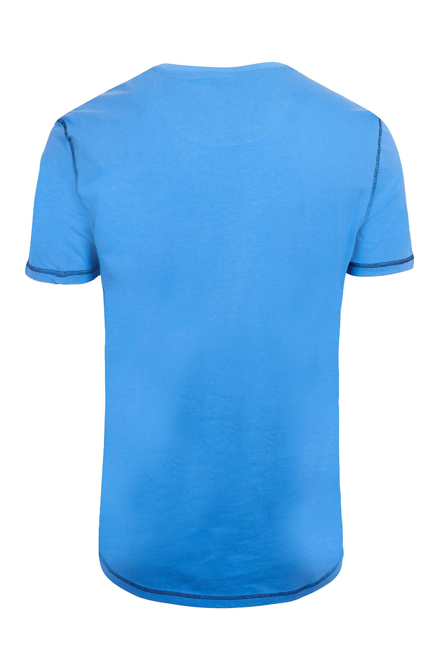 Sport, Camisetas M. Corta, 109105, AZUL | Zoom