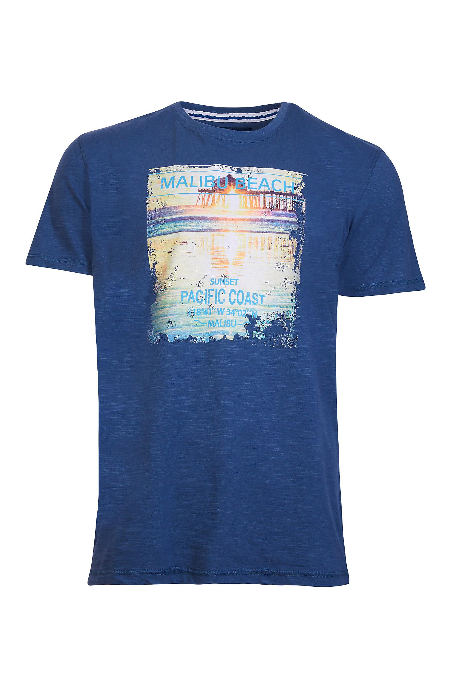 Sport, Camisetas M. Corta, 109106, AZUL | Zoom