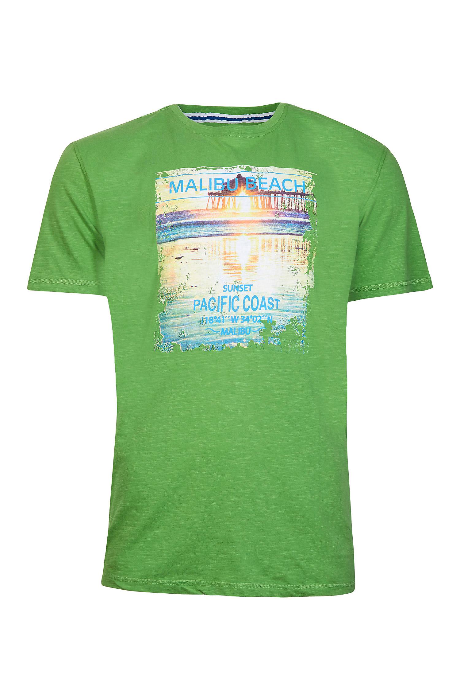 Sport, Camisetas M. Corta, 109106, VERDE | Zoom