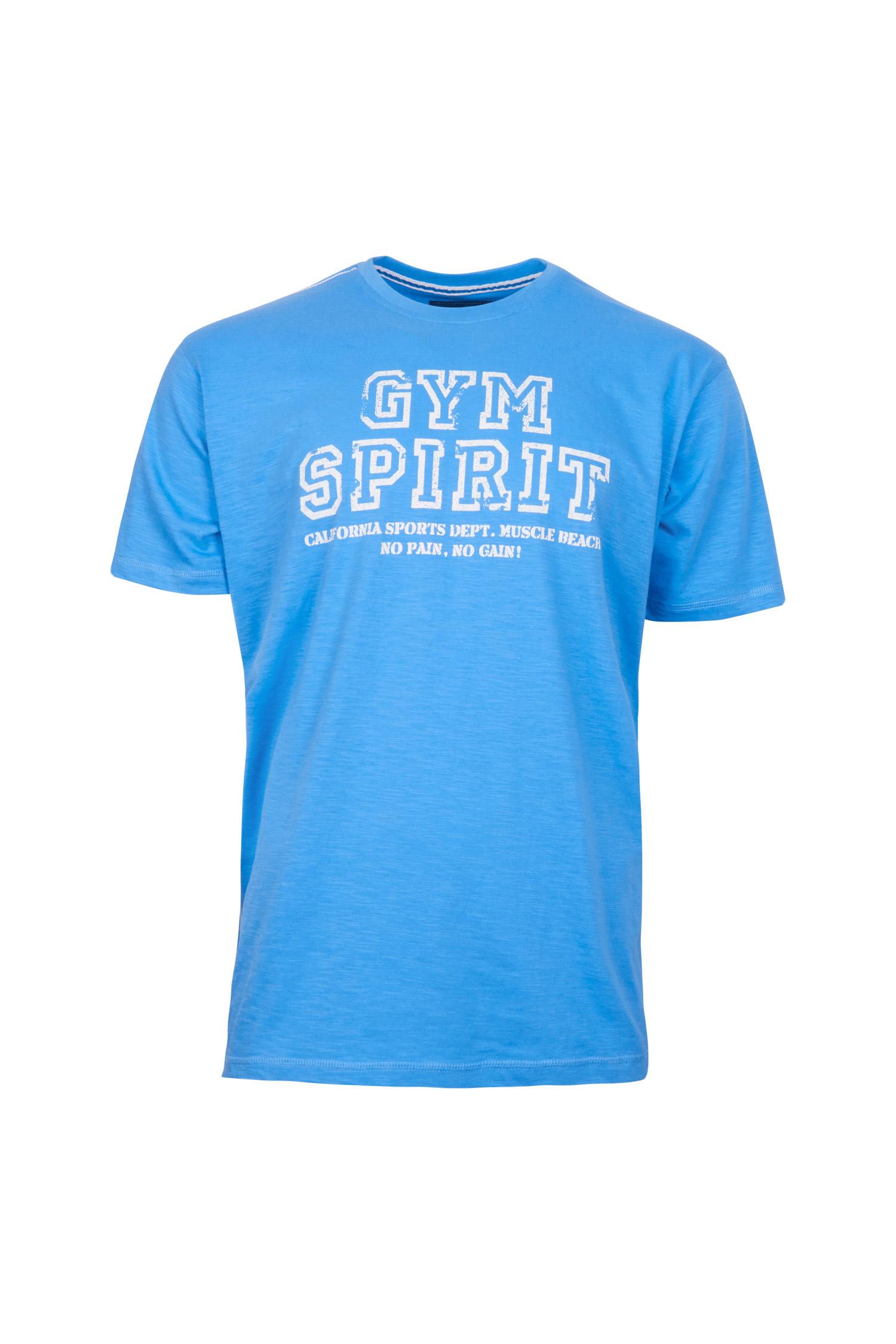 Sport, Camisetas M. Corta, 109108, AZUL | Zoom