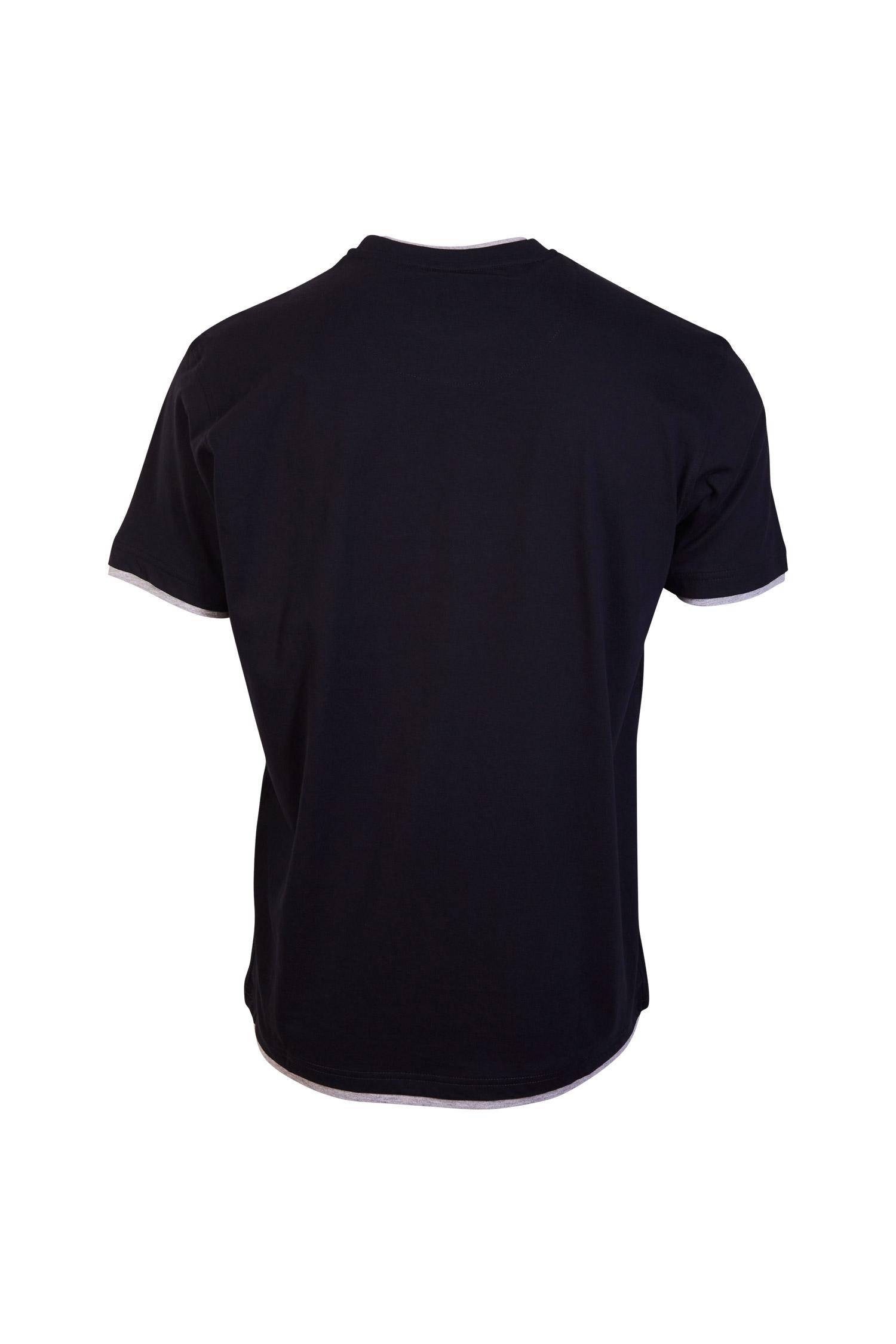 Sport, Camisetas M. Corta, 109109, NEGRO | Zoom