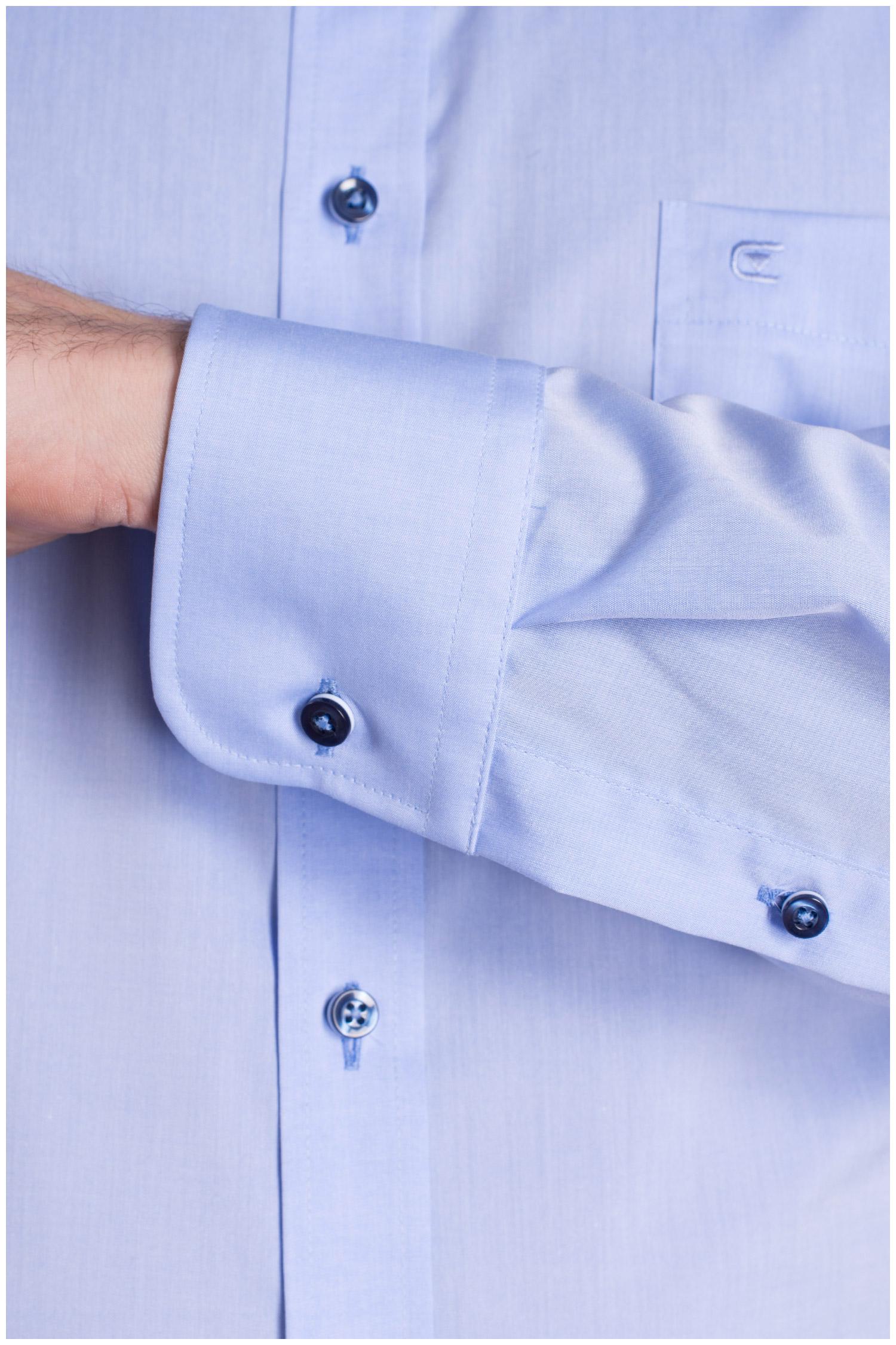 Camisas, Vestir Manga Larga, 109124, CELESTE | Zoom