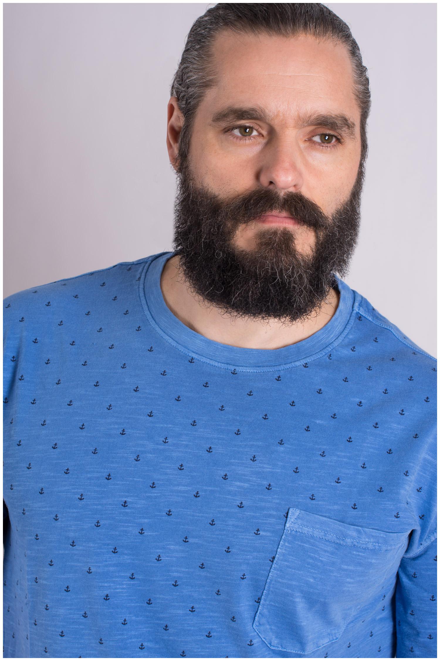 Sport, Camisetas M. Corta, 109141, INDIGO   Zoom
