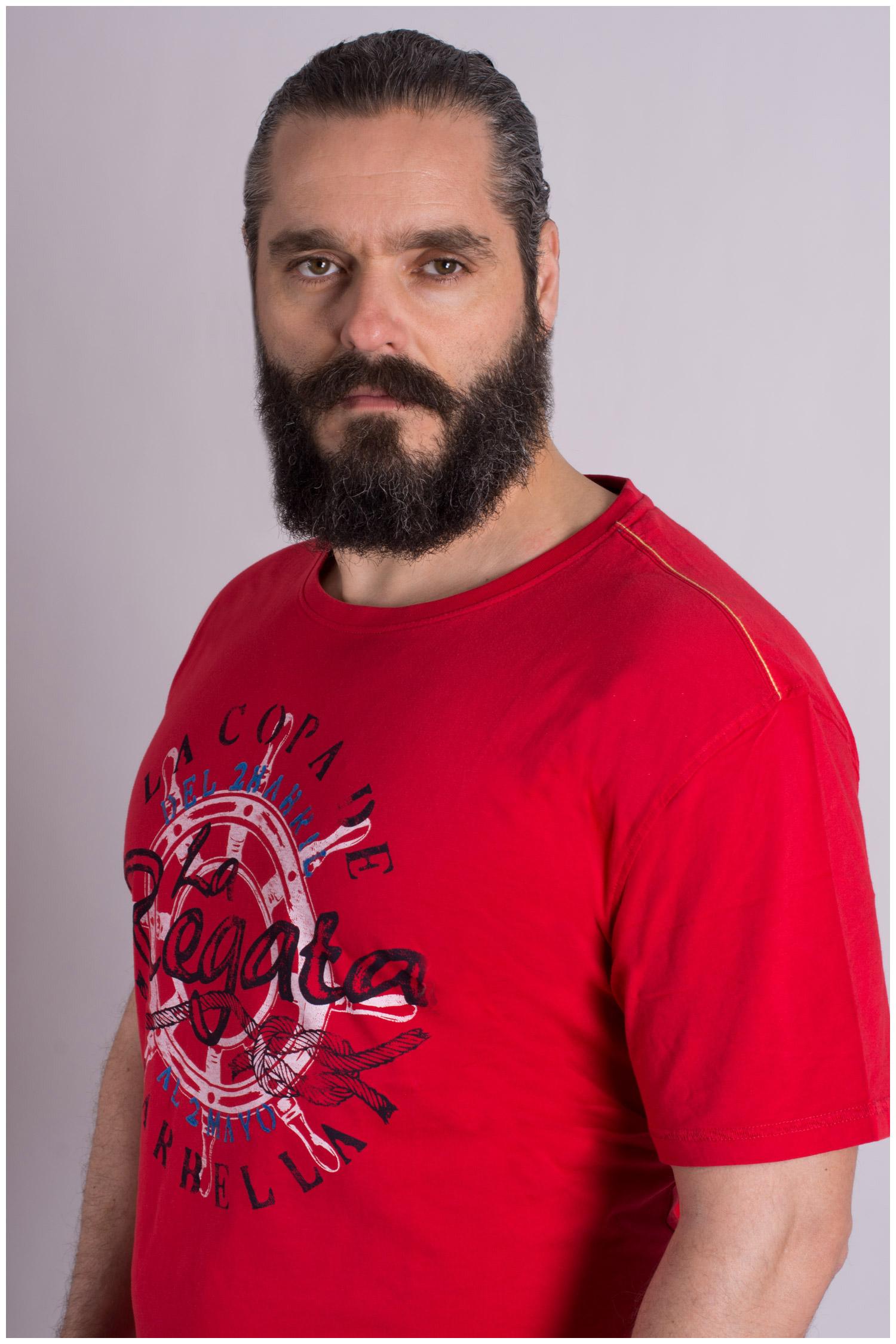 Sport, Camisetas M. Corta, 109143, ROJO | Zoom
