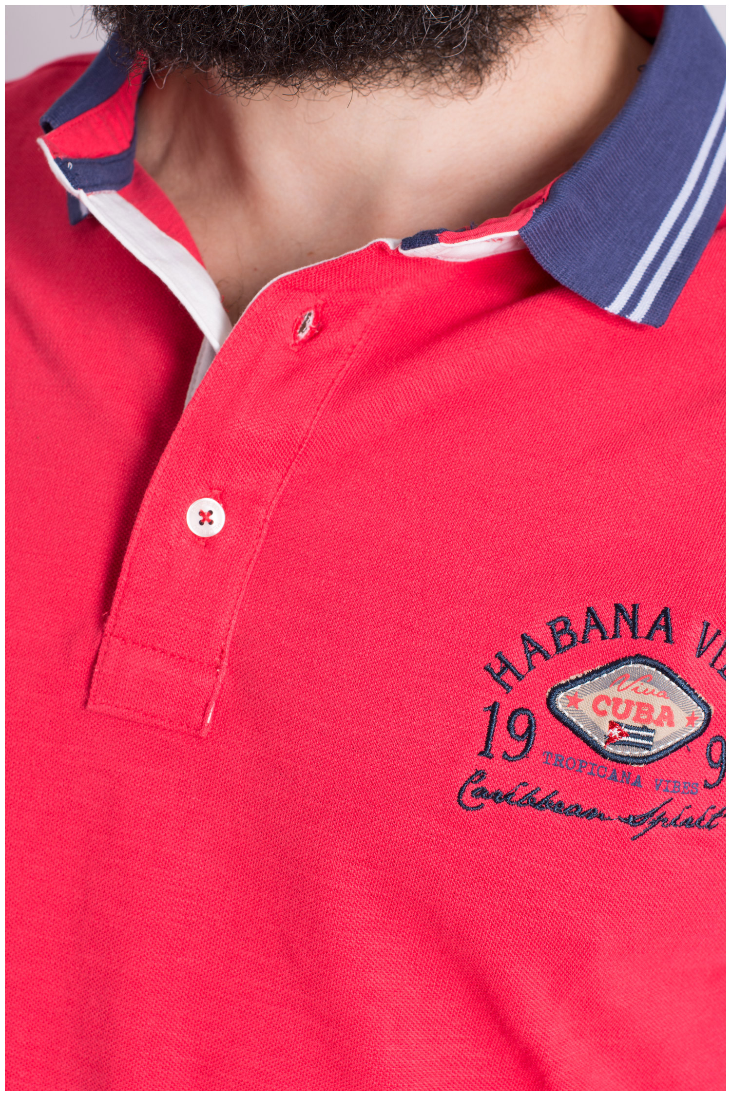 Sport, Polos M. Corta, 109144, CORAL | Zoom