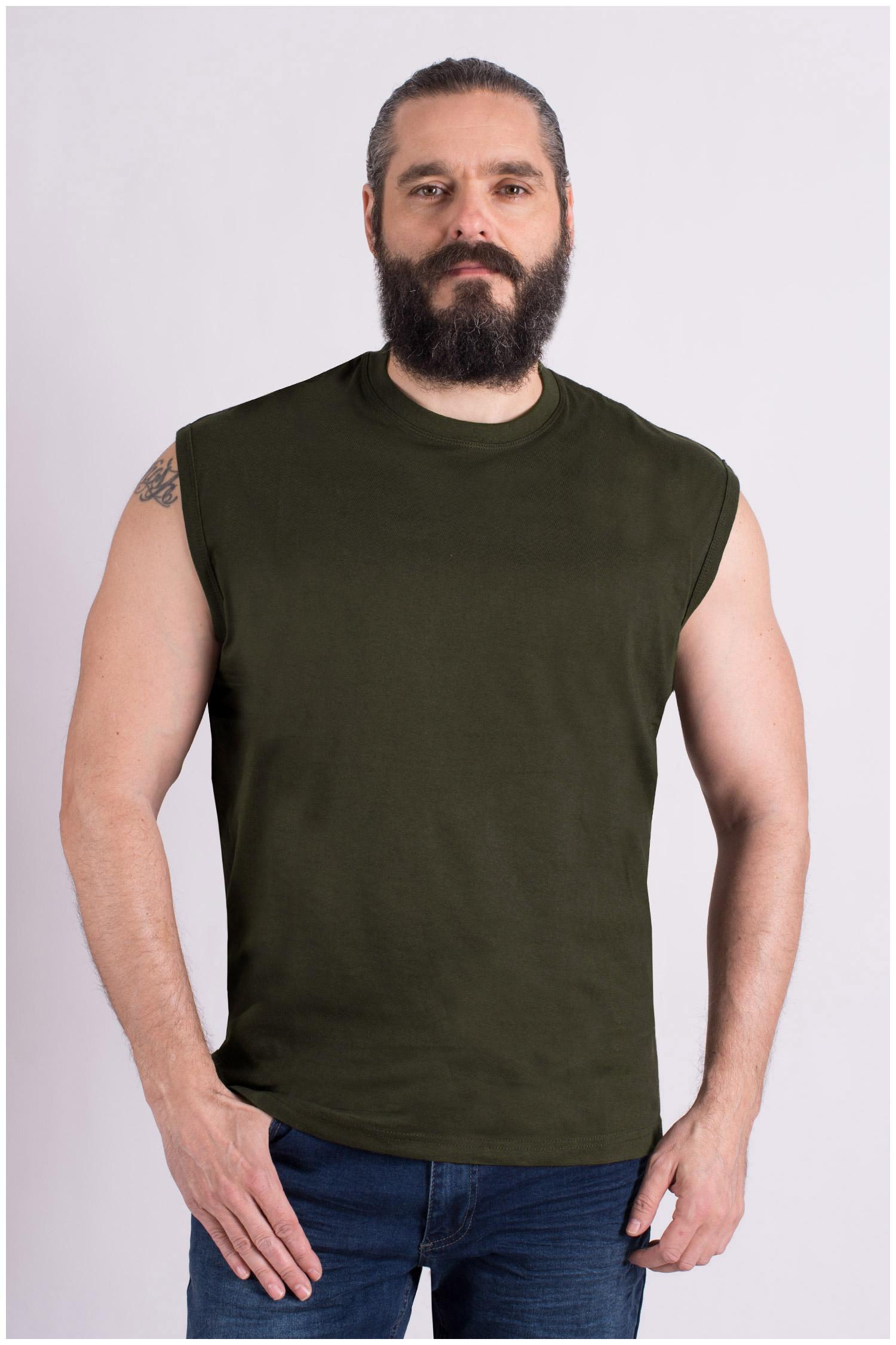 Sport, Camisetas M. Corta, 109148, OLIVA | Zoom