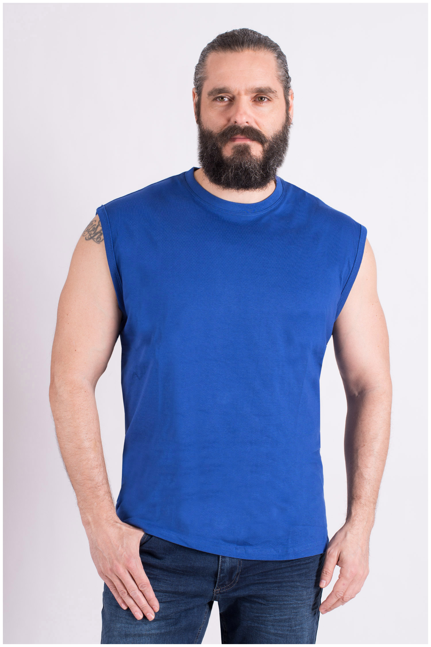 Sport, Camisetas M. Corta, 109148, COBALTO | Zoom